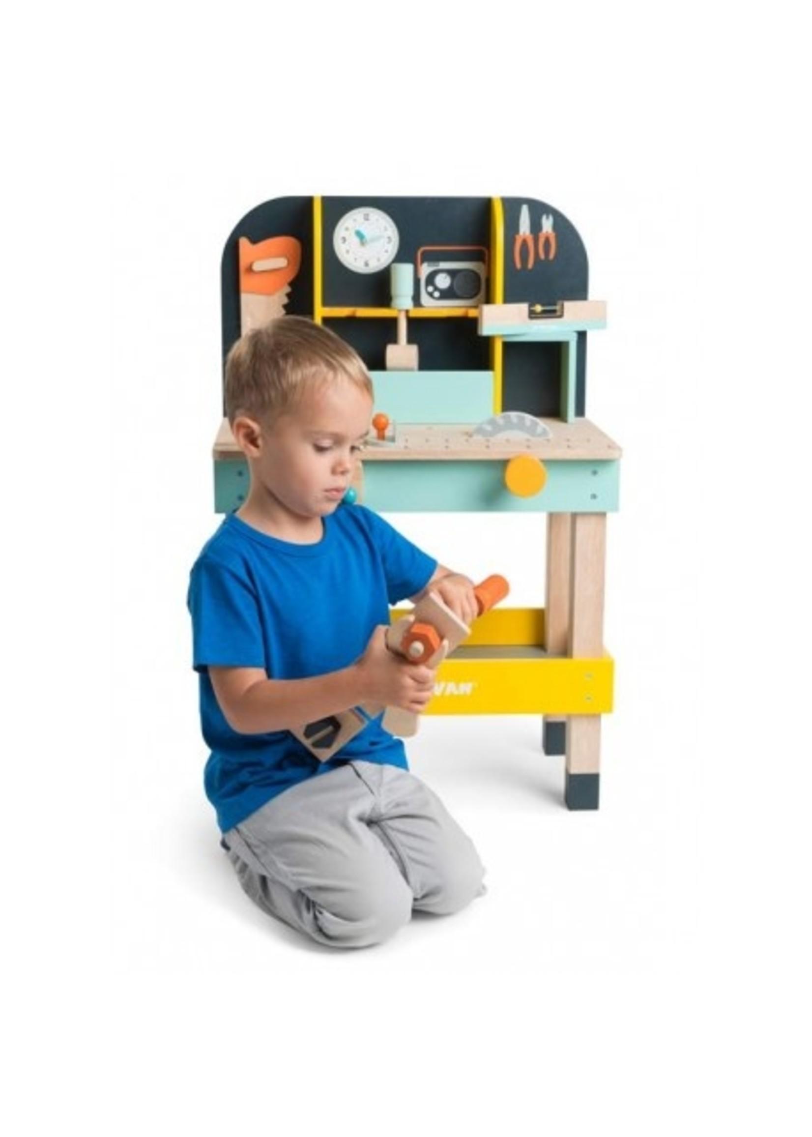 Le Toy Van L'Établi d'Alex