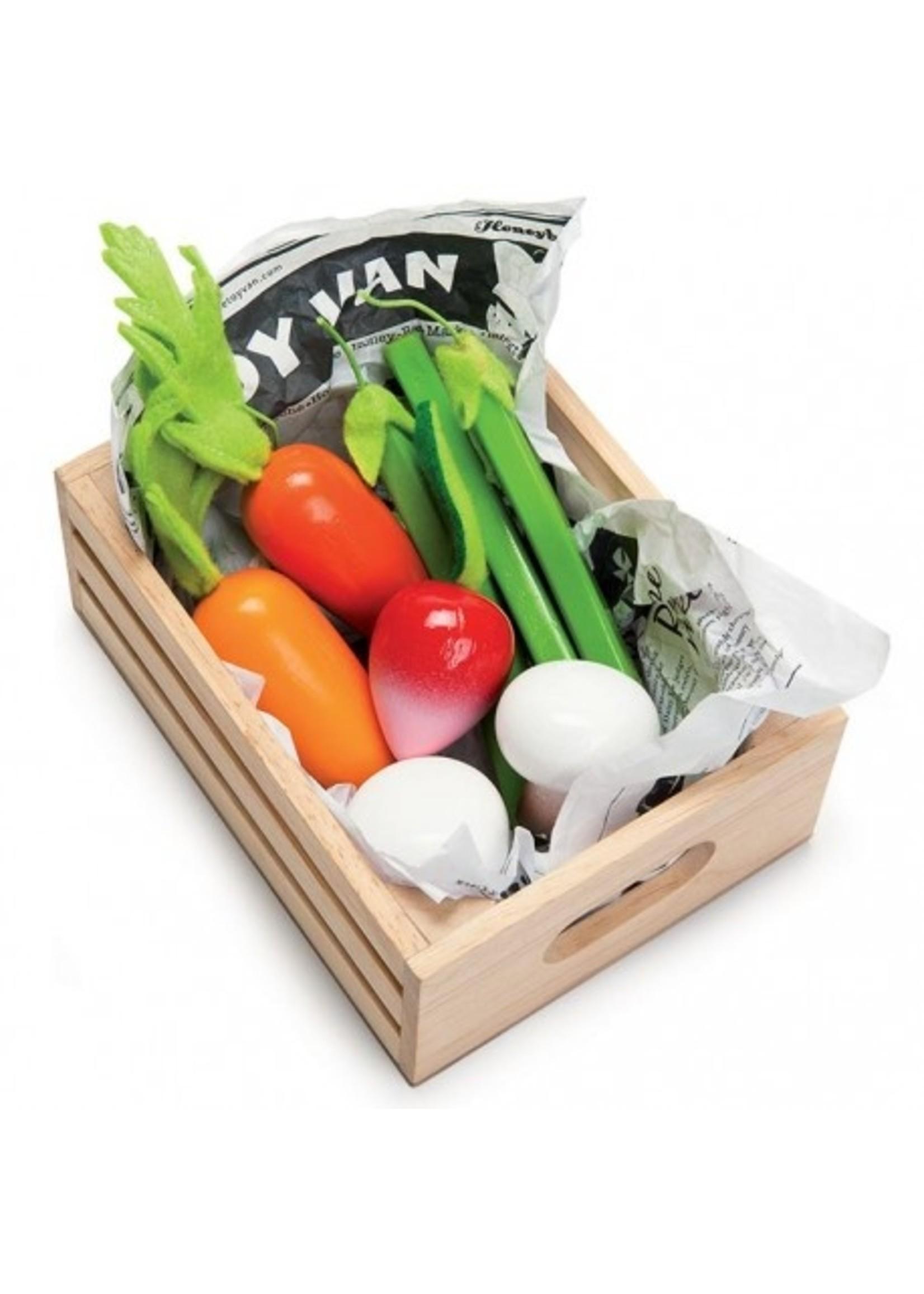 Le Toy Van Légumes frais du marché