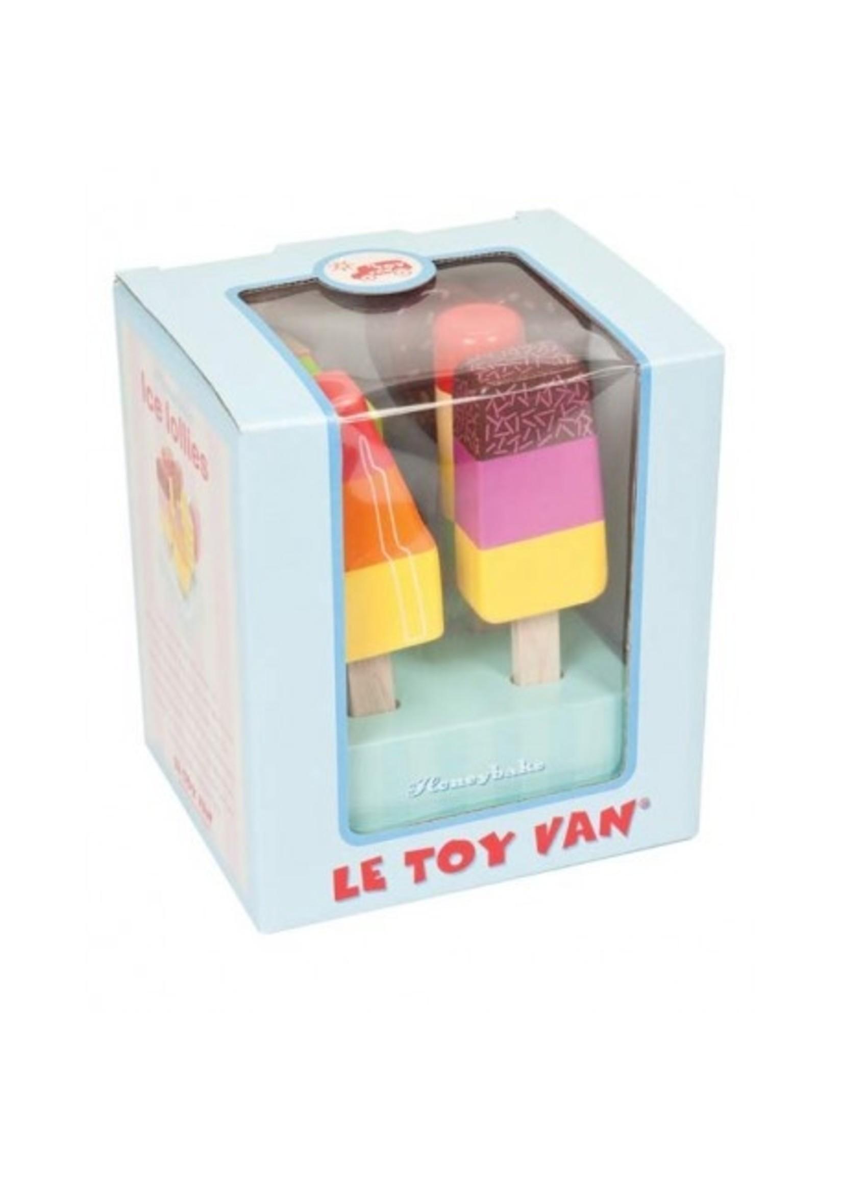 Le Toy Van Sucettes glacées sur socle