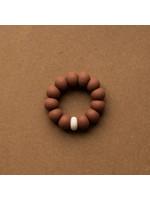 Minika Anneau de dentition  Cacao