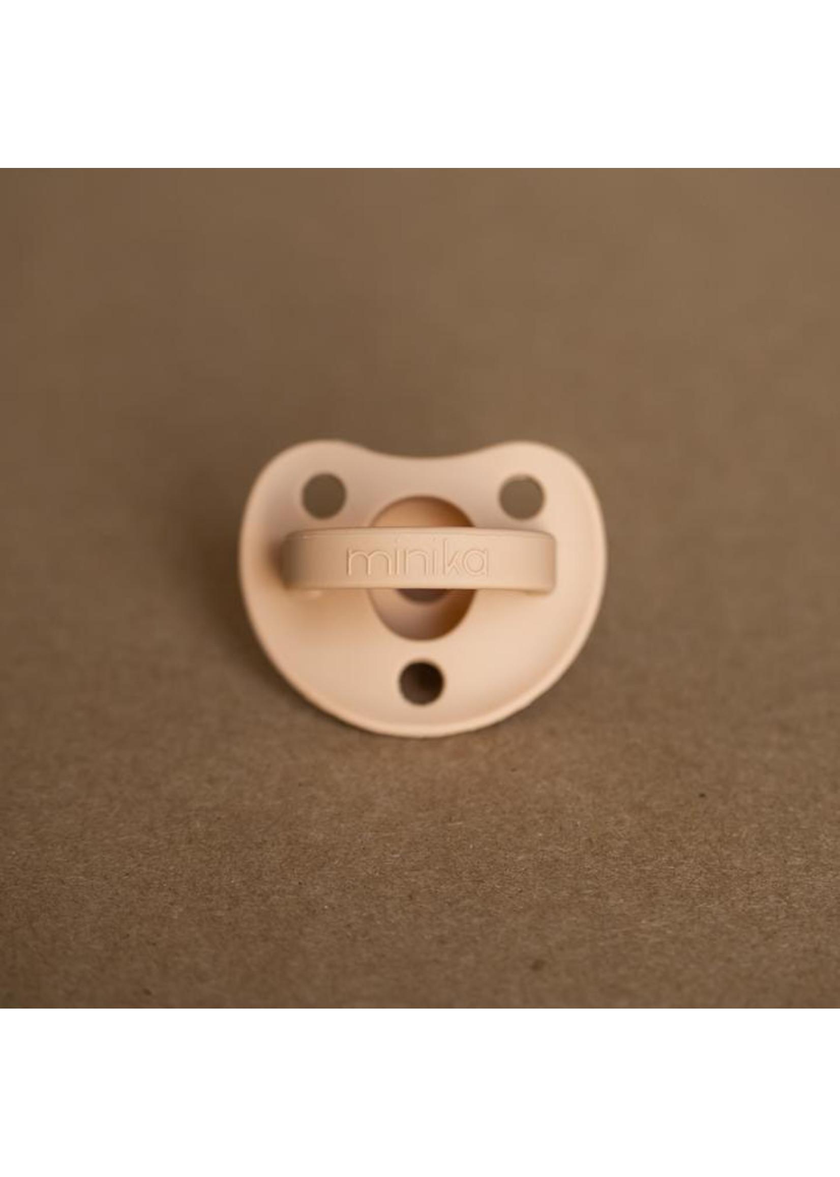 Minika Suce en silicone Natural