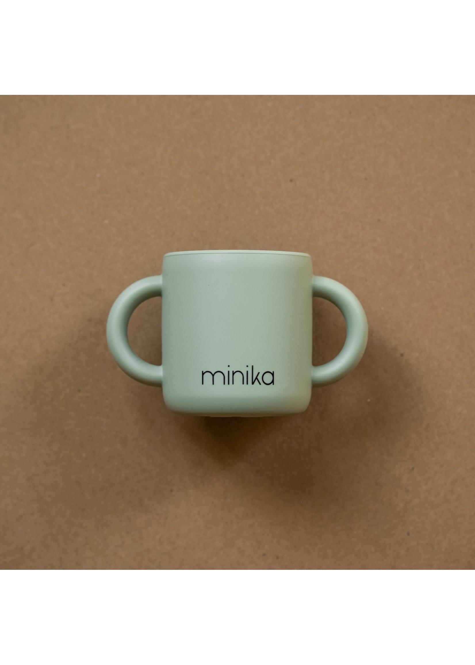 Minika Tasse d'apprentissage Sage