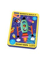 MudPuppy Boite de jeu aimantée Vaisseau spatial