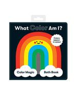 MudPuppy Livre magique de bain Les couleurs