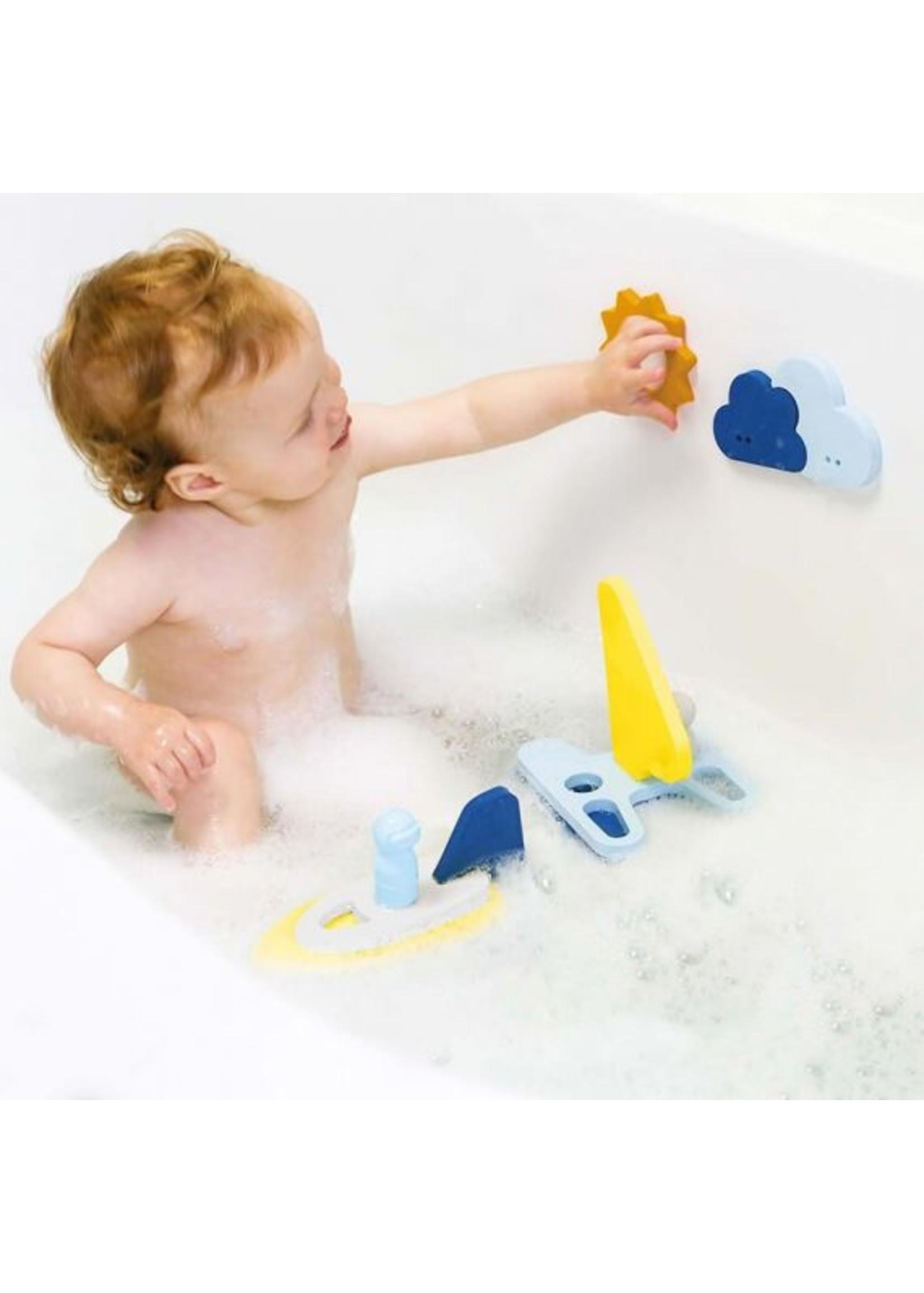 QUUT Casse-tête de bain Bateau