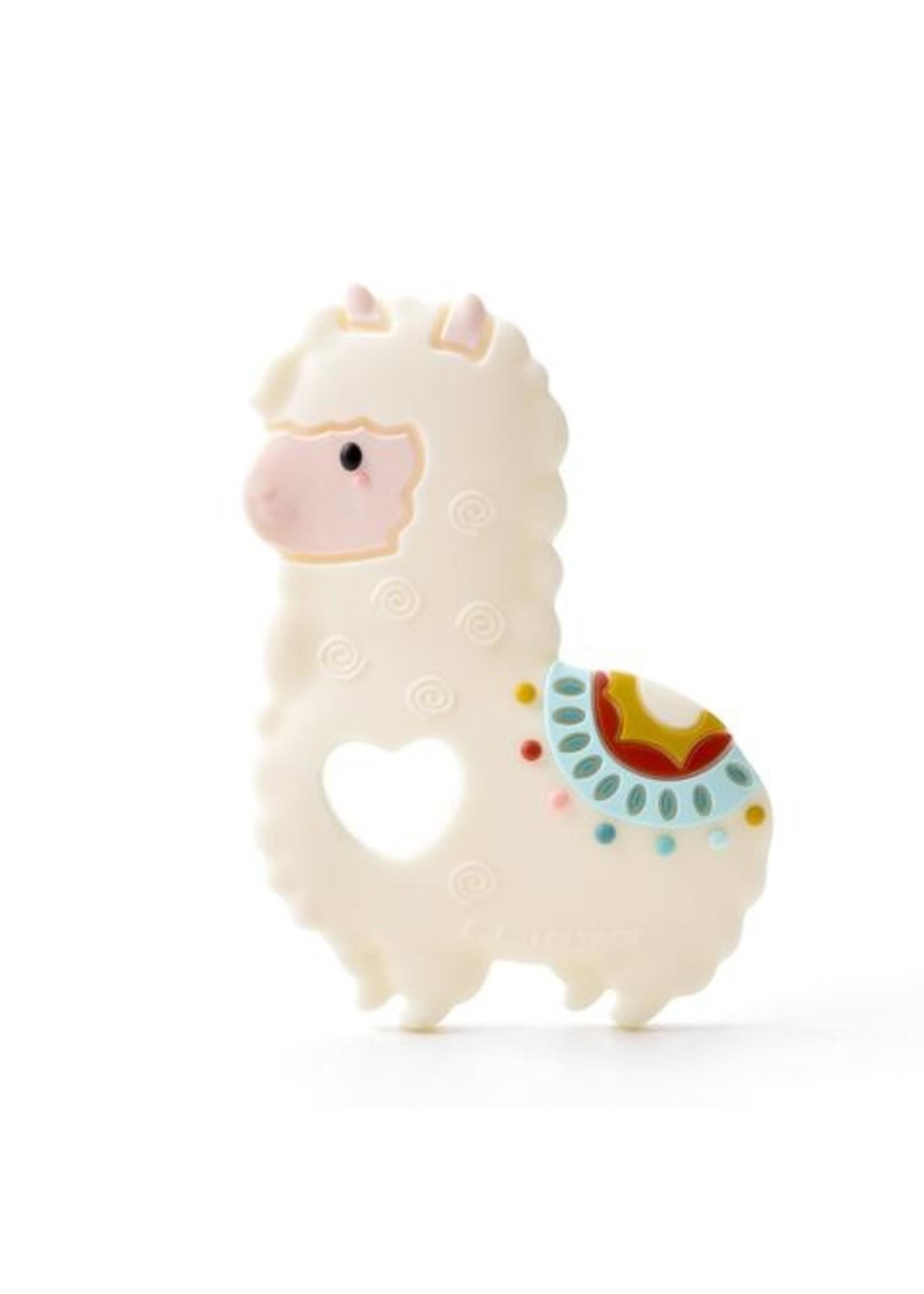 Loulou lollipop Jouet de dentition Lama