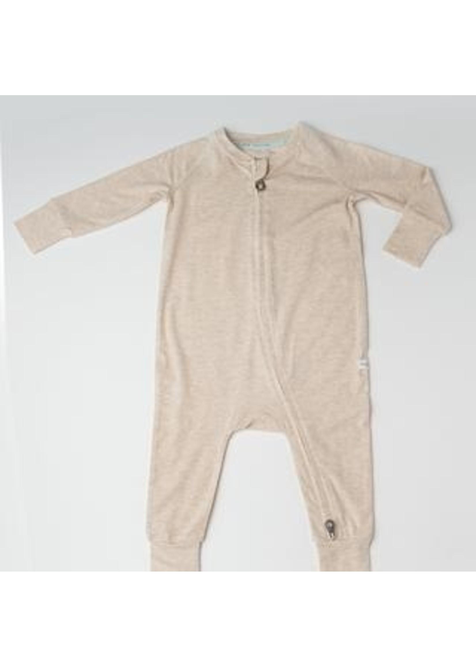 Loulou lollipop Pyjama Oatmeal