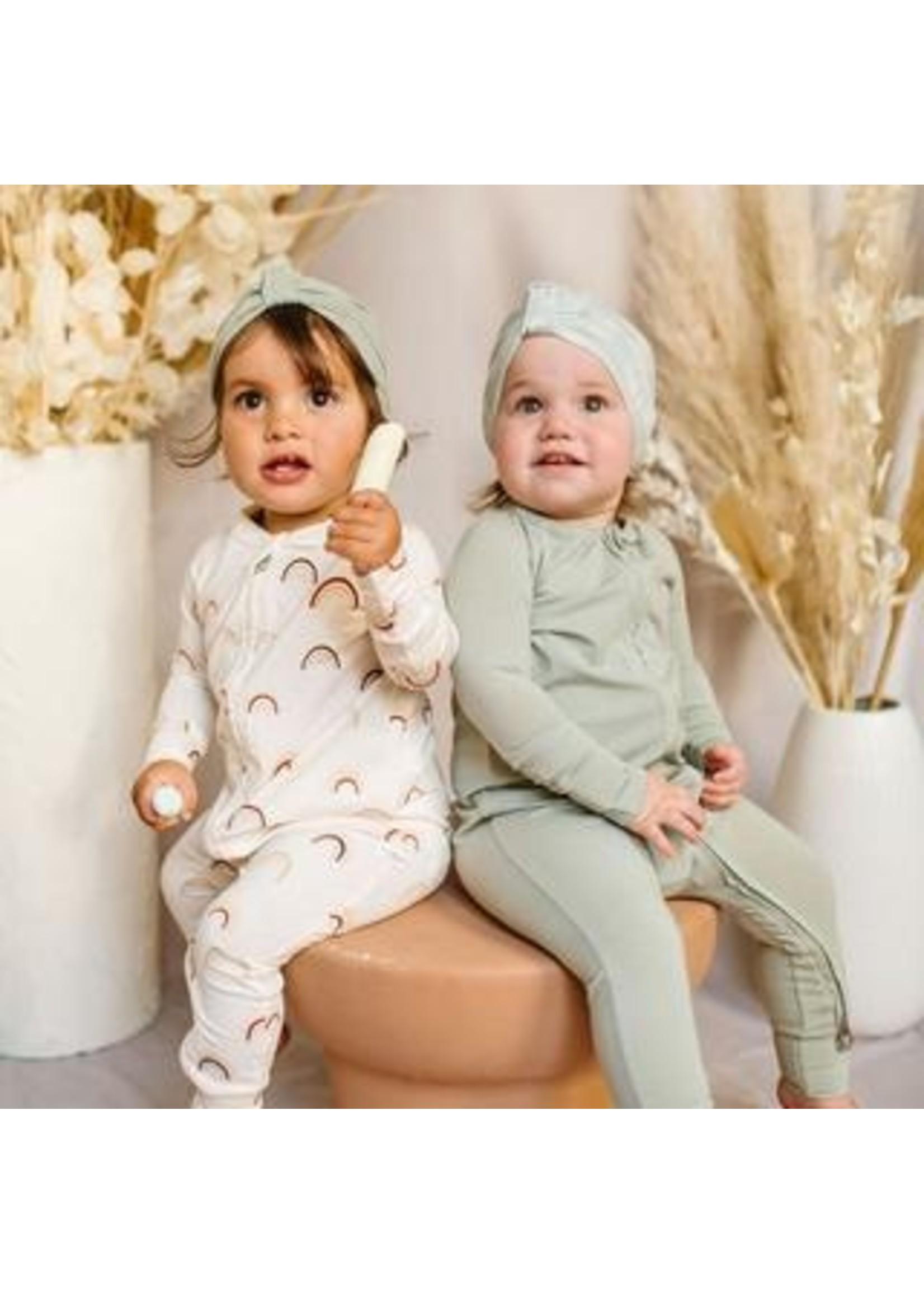 Loulou lollipop Pyjama Sage