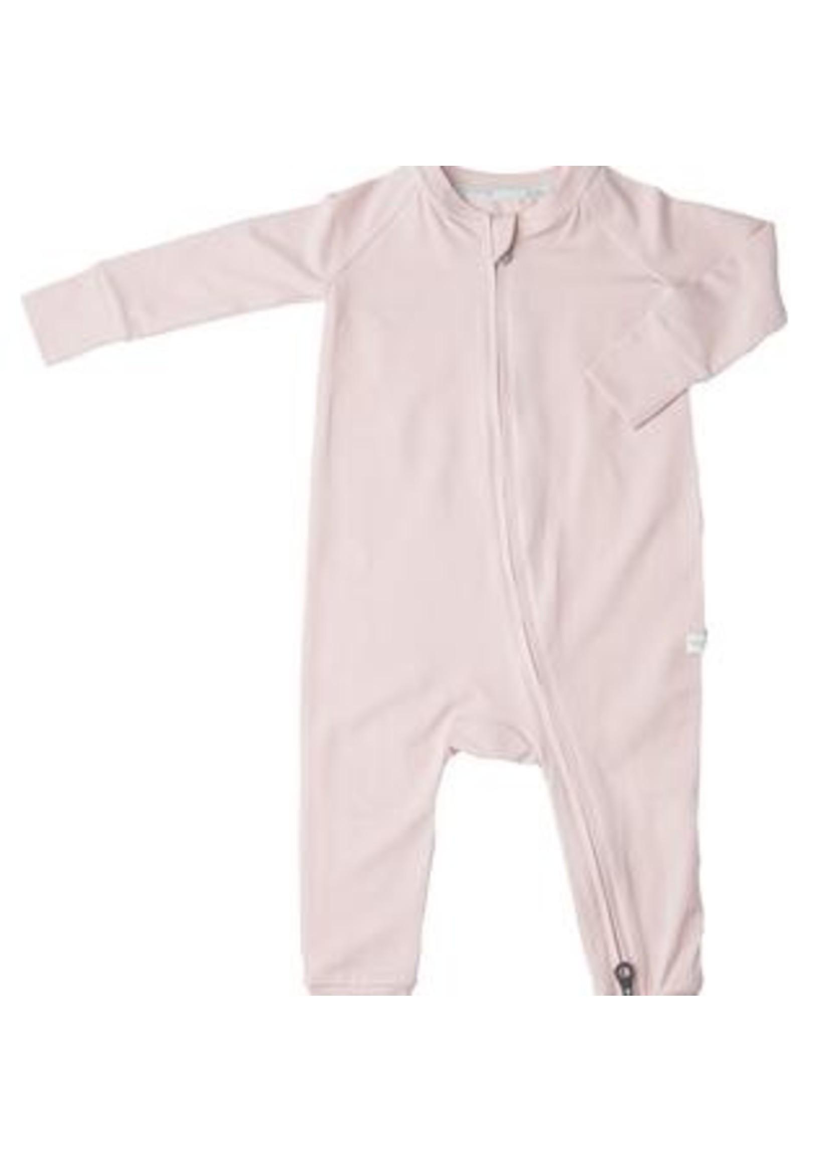 Loulou lollipop Pyjama Sépia rose