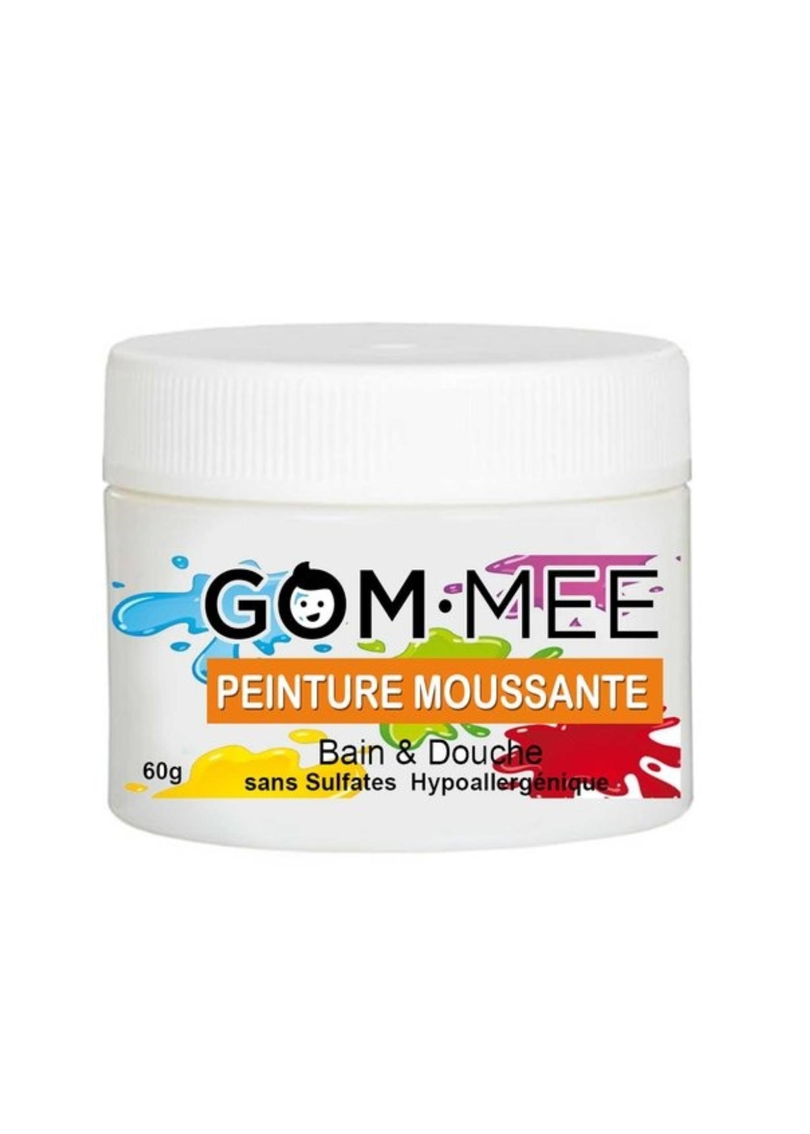 GOM-MEE Peinture moussante Orange