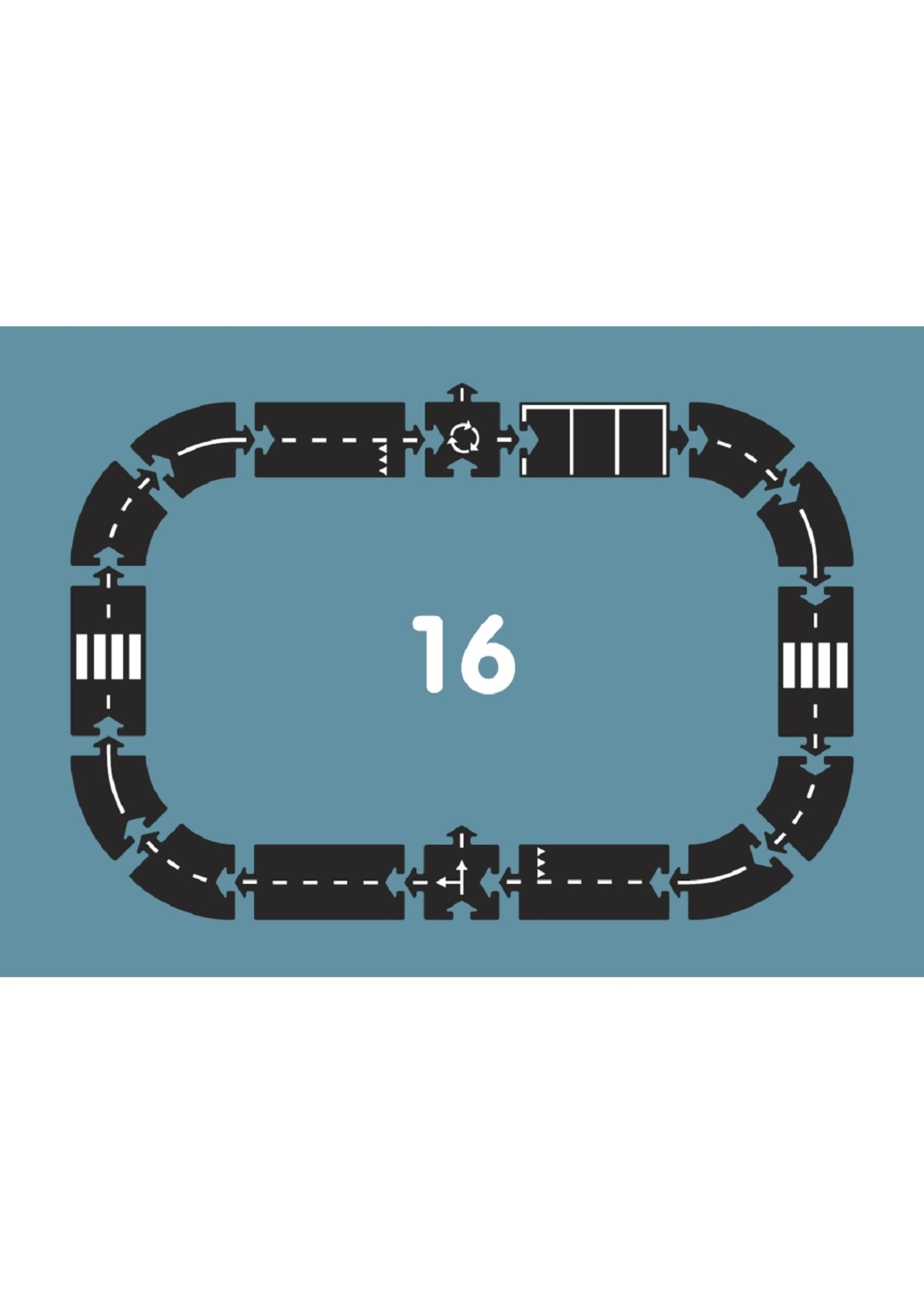 Way to play Route flexible Way to play 16 morceaux