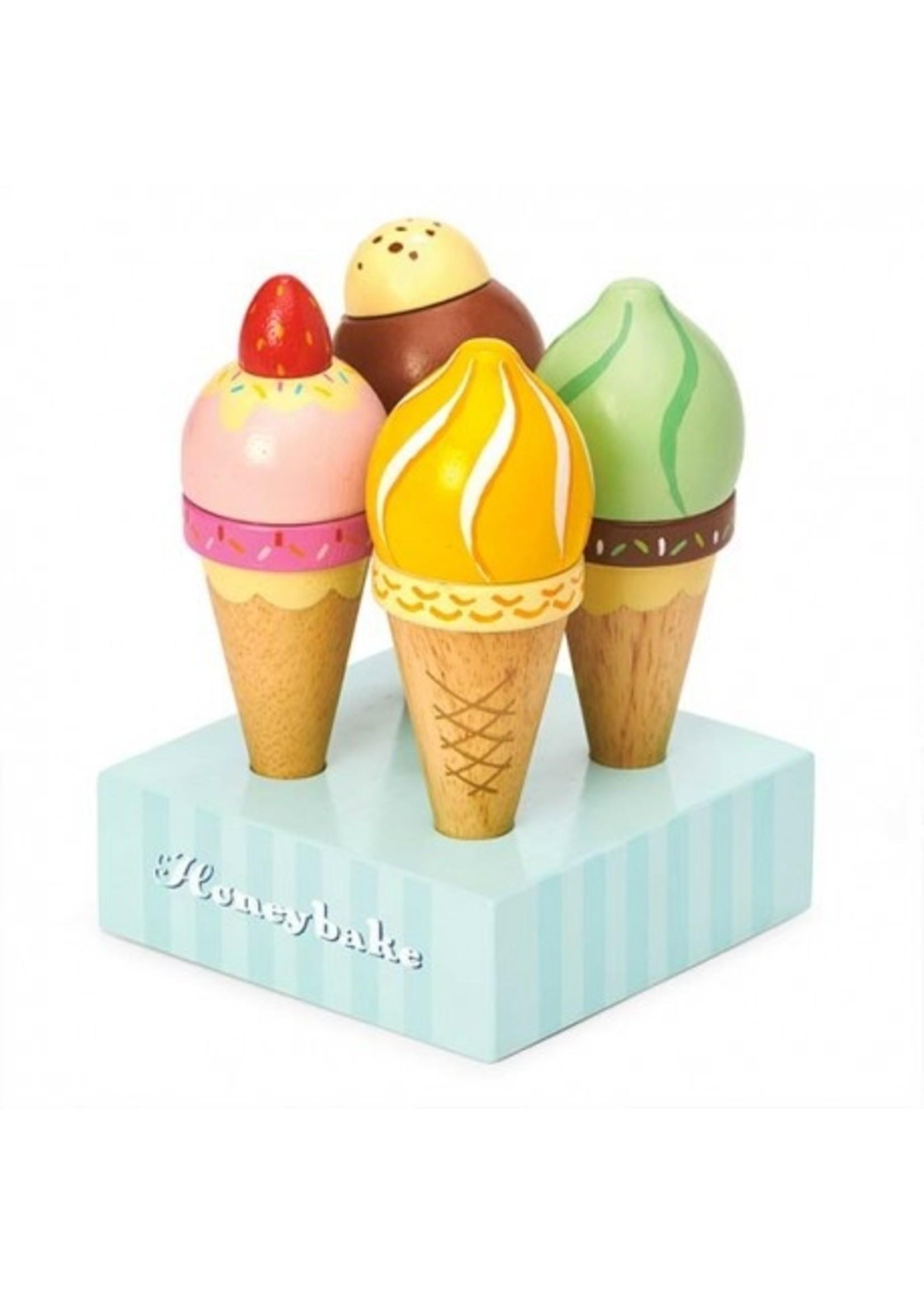 Le Toy Van Les crèmes glacées