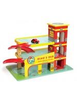Le Toy Van Le garage de Dino