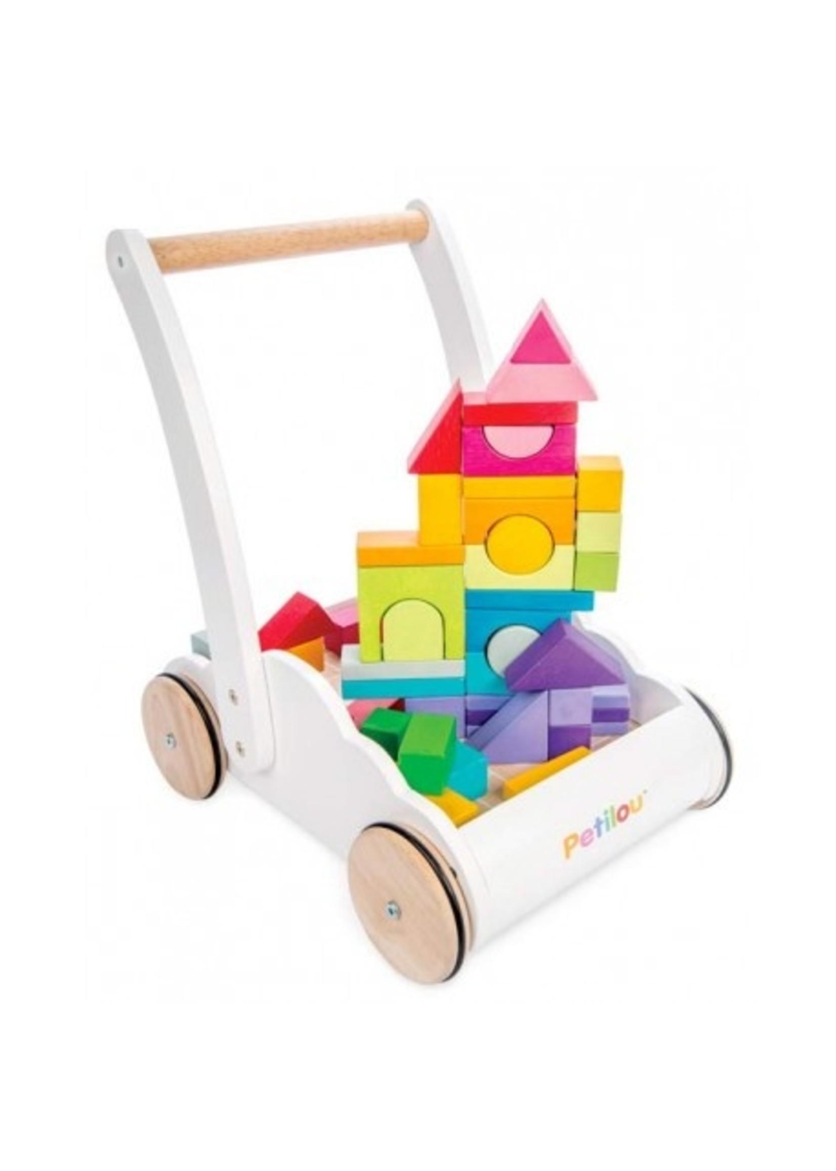 Le Toy Van Trotteur Arc-en-ciel