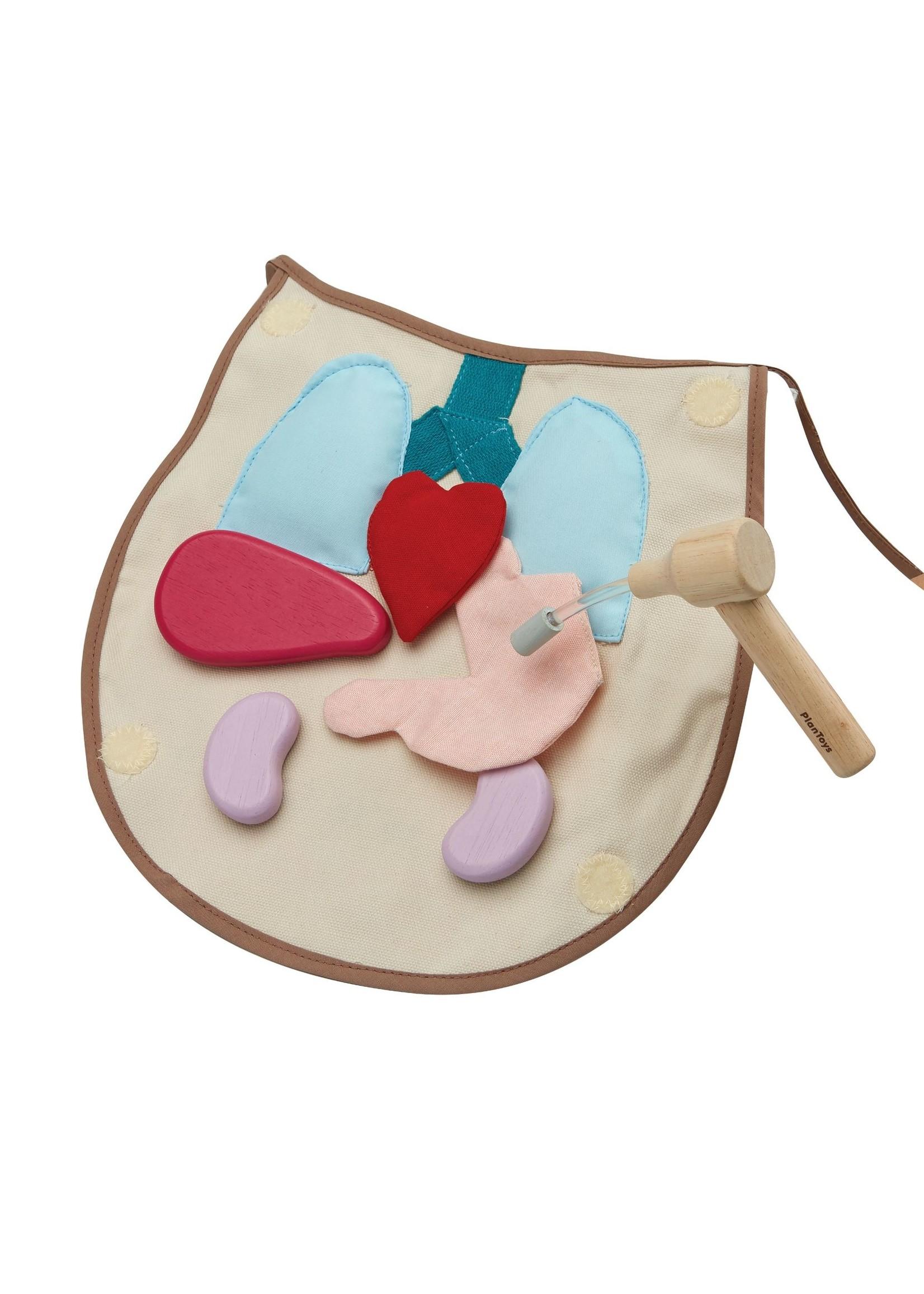 Plan Toys Ensemble de Chirurgien