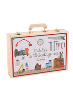 Moulin Roty Ma grande valise d'outils