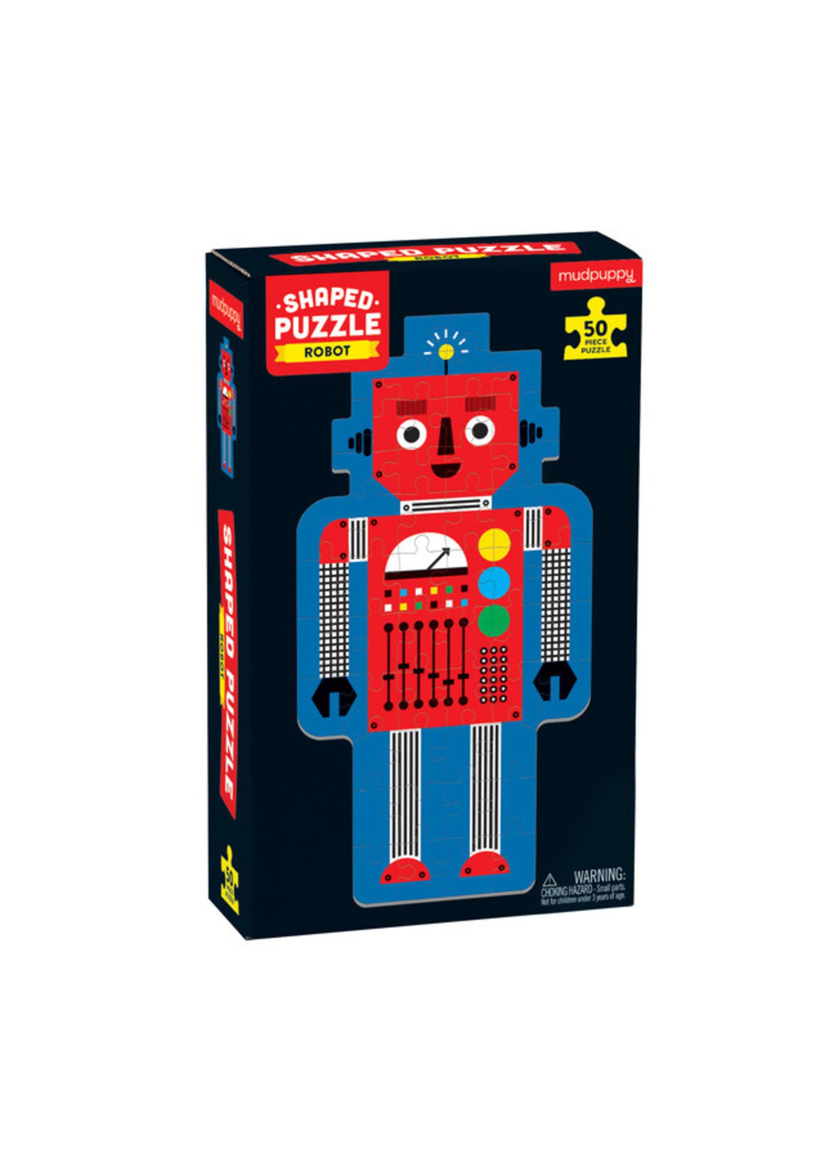 MudPuppy Casse-tête Robot