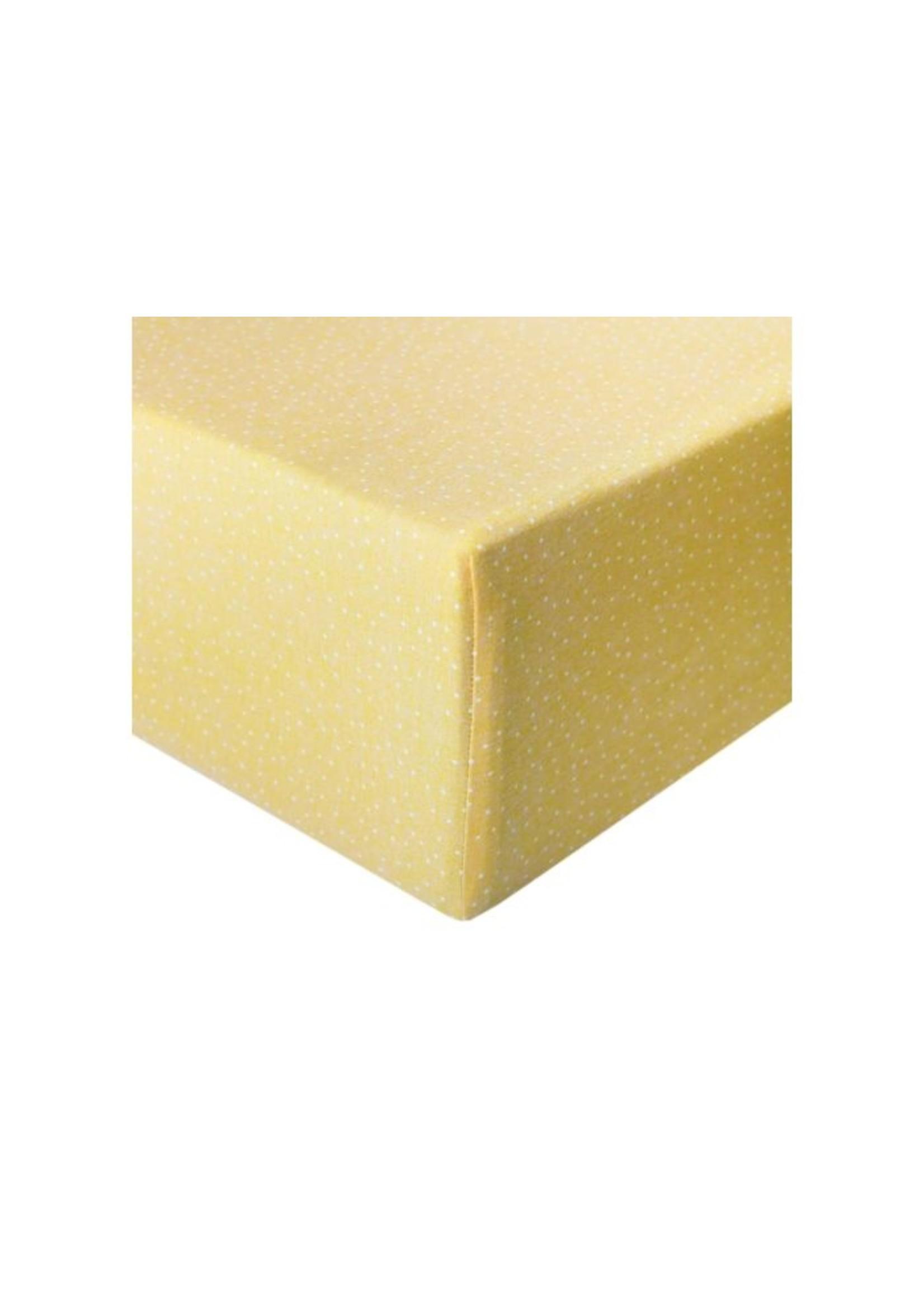 Copper Pearl Drap contour de bassinette Marigold