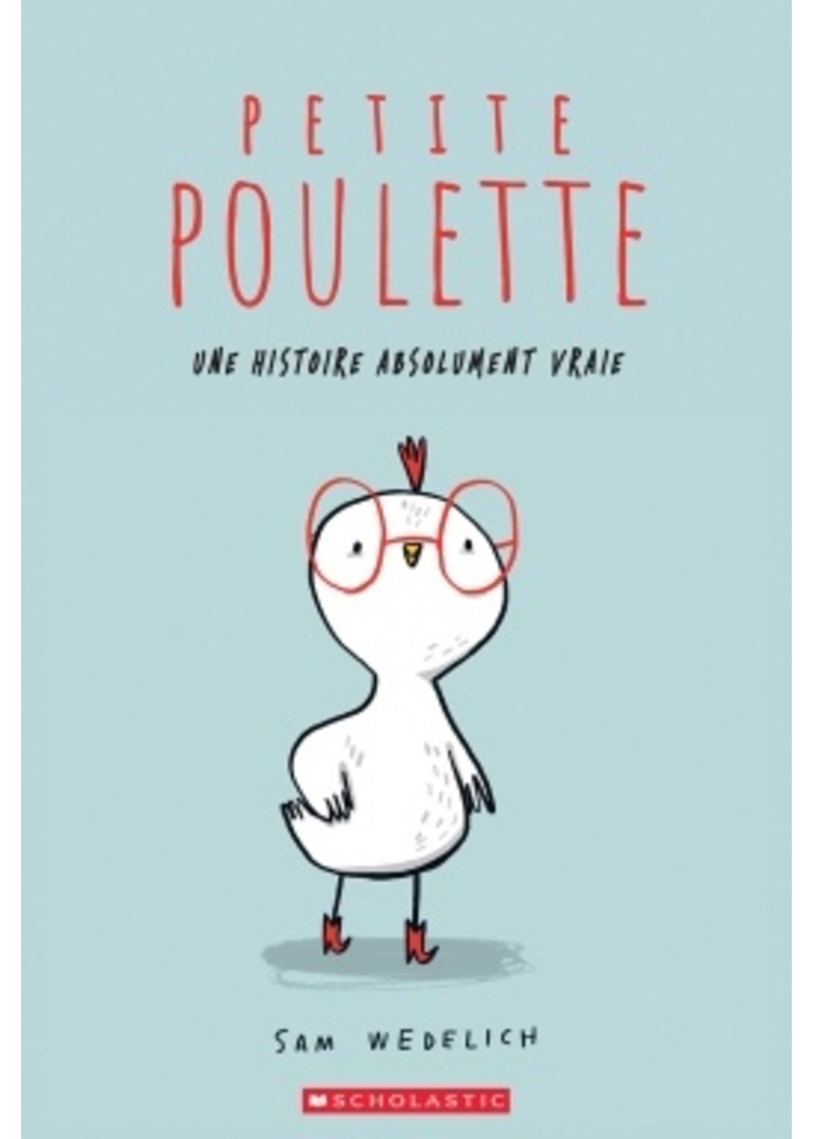 Scholastic Petite poulette