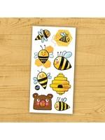 Pico Tatouages temporaires Les abeilles