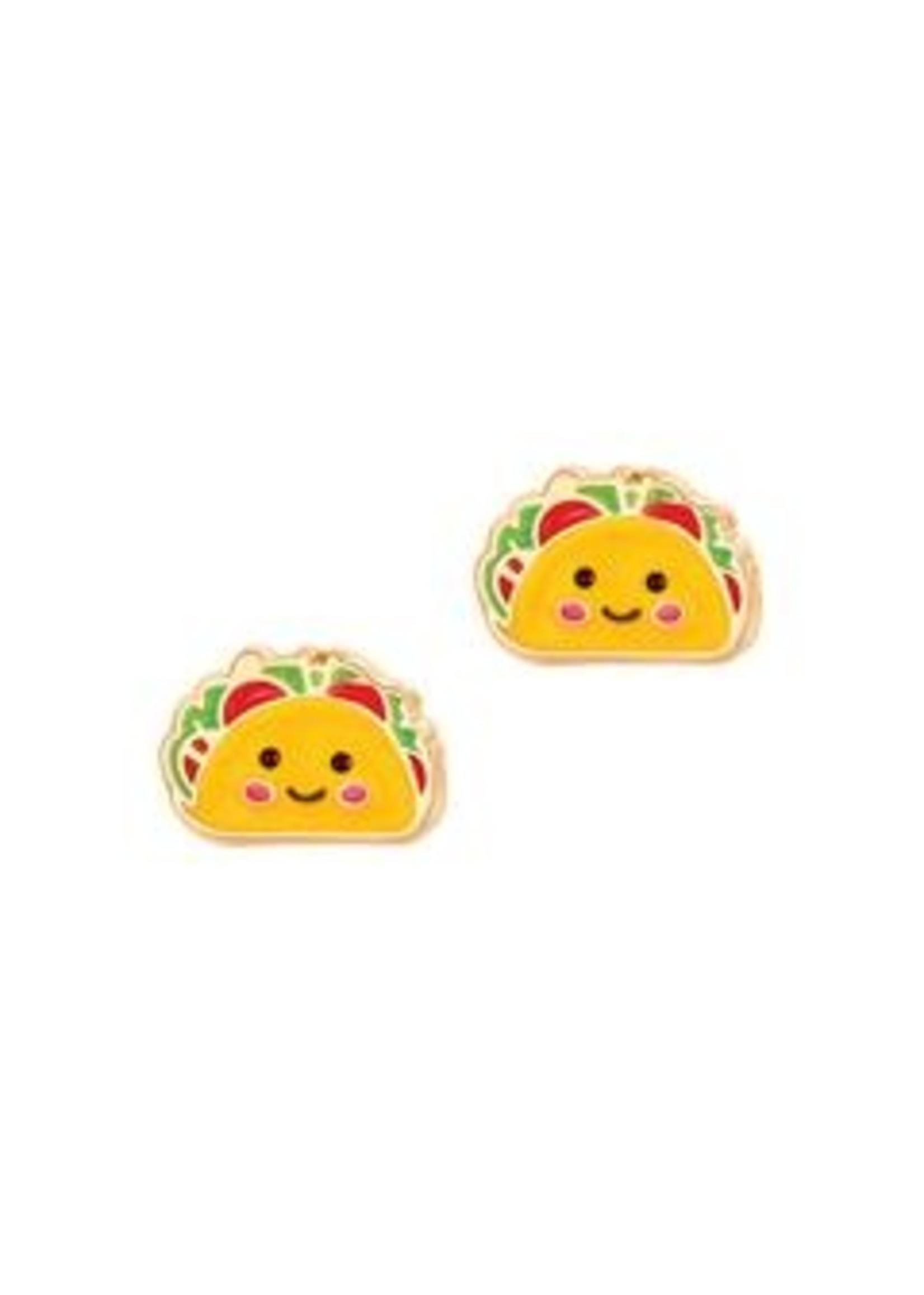 Girl Nation Boucles d'oreilles Tacos