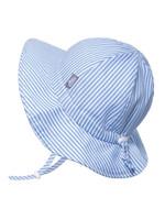 Jan & Jul Chapeau Floppy Blue Stripes