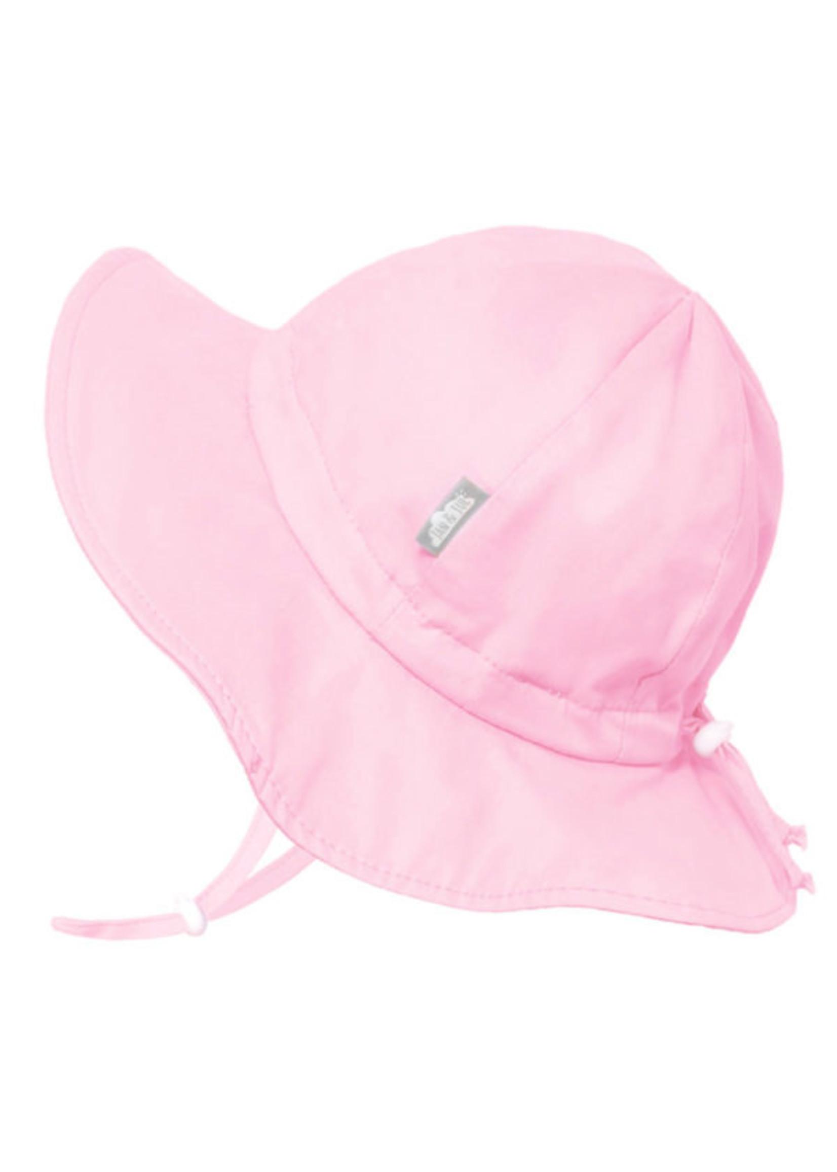 Jan & Jul Chapeau Floppy Pink
