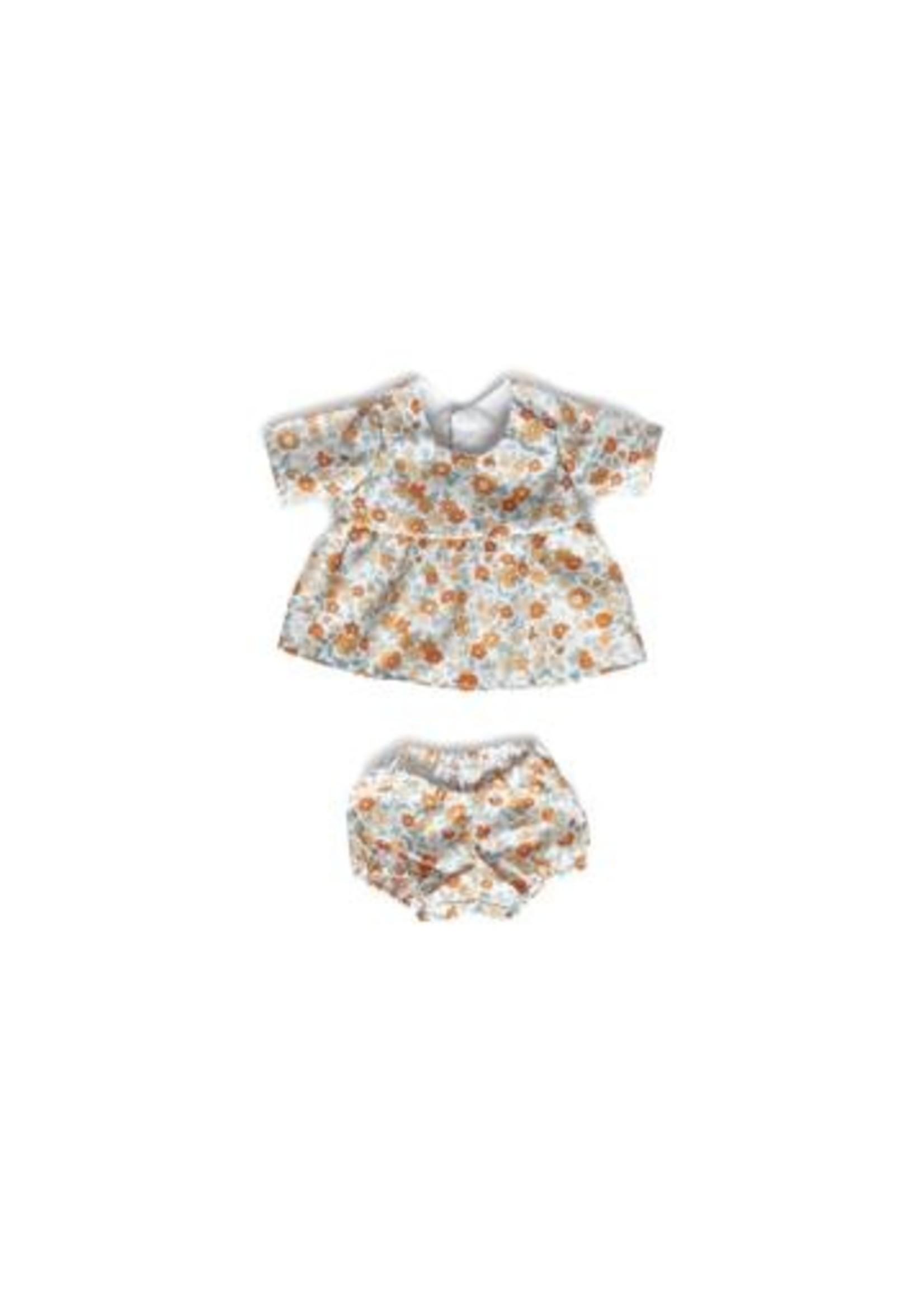 Les petites natures Vêtements pour poupée Fall garden