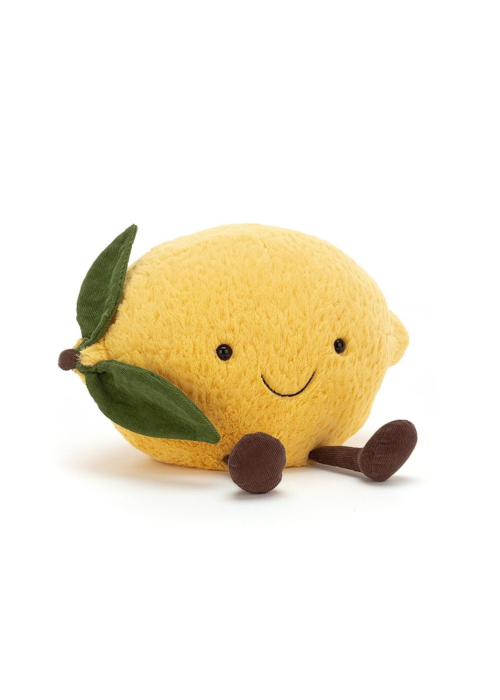 Jellycat Peluche Citron  - Grand