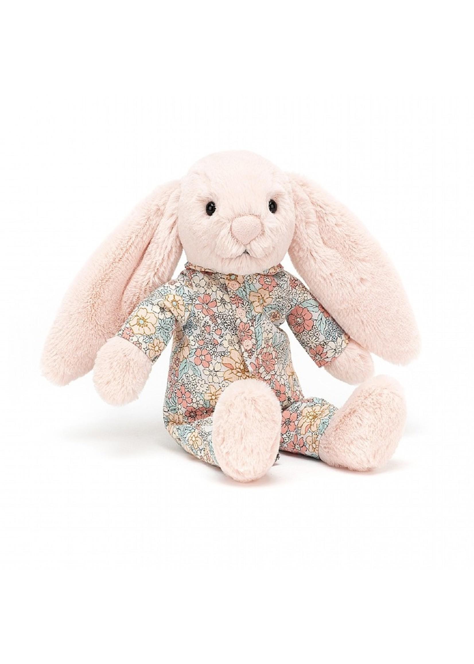 Jellycat Peluche Lapin en pyjama