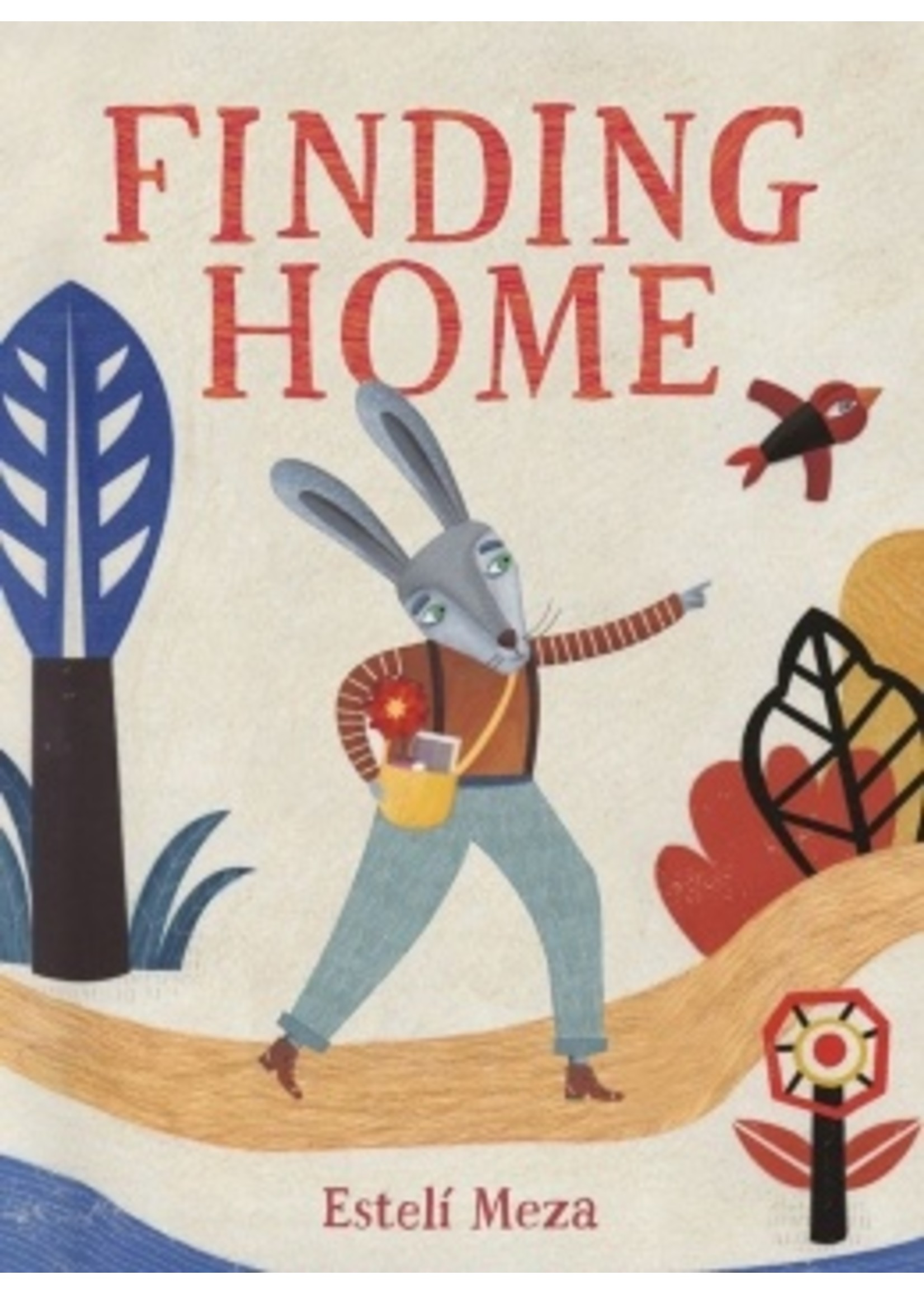 Scholastic Finding home