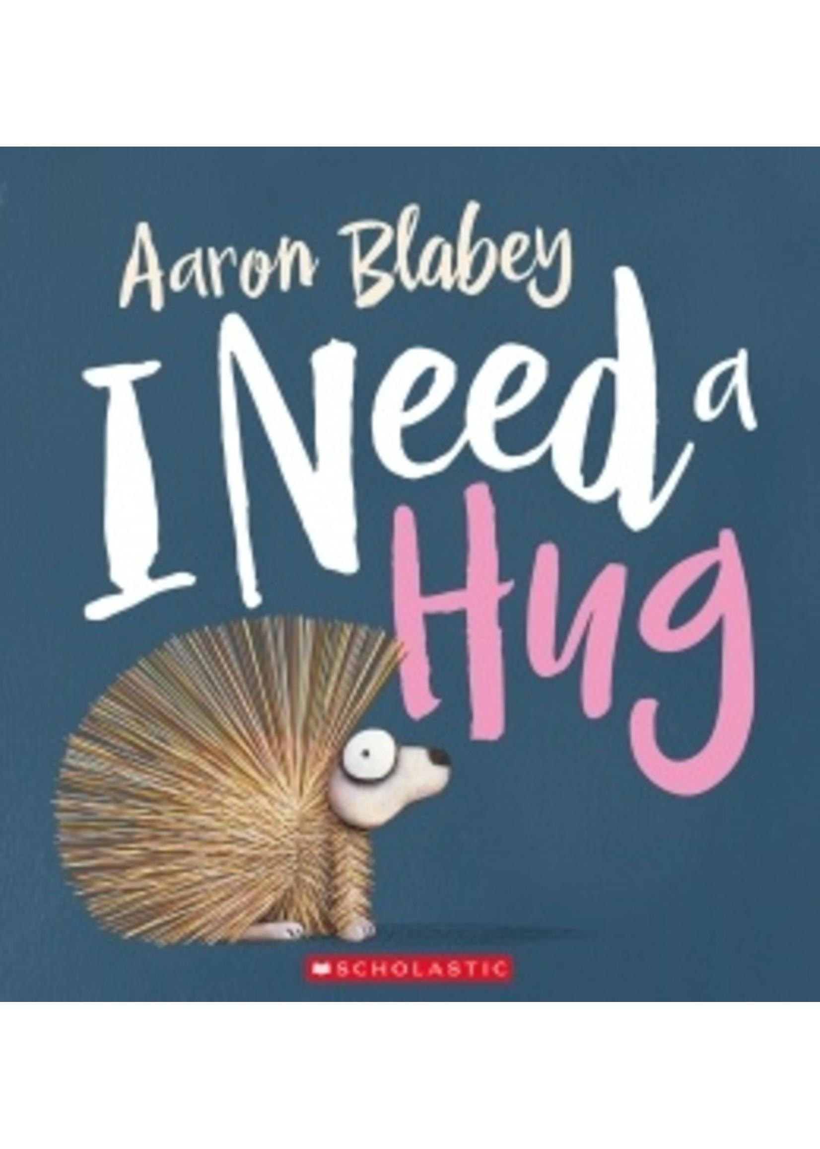 Scholastic I need a hug