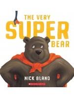 Scholastic The very super bear