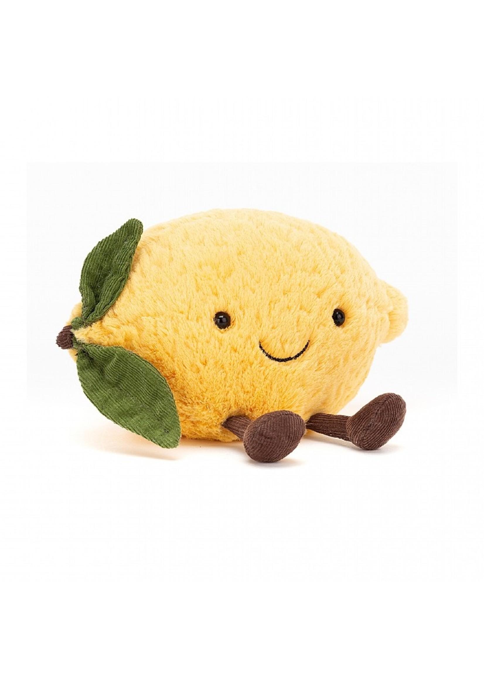 Jellycat Peluche Citron  -Petit