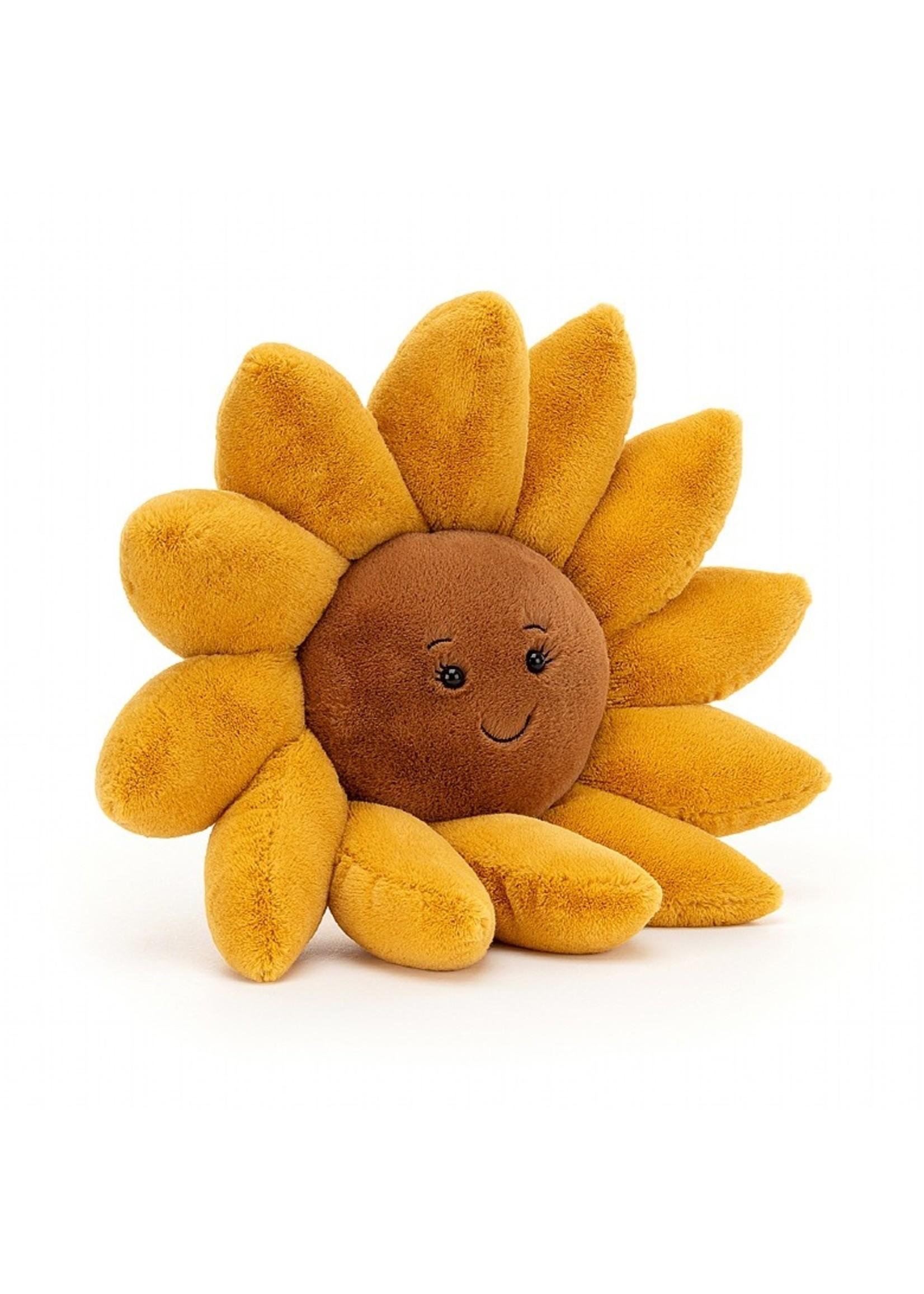 Jellycat Peluche Fleury Sunflower