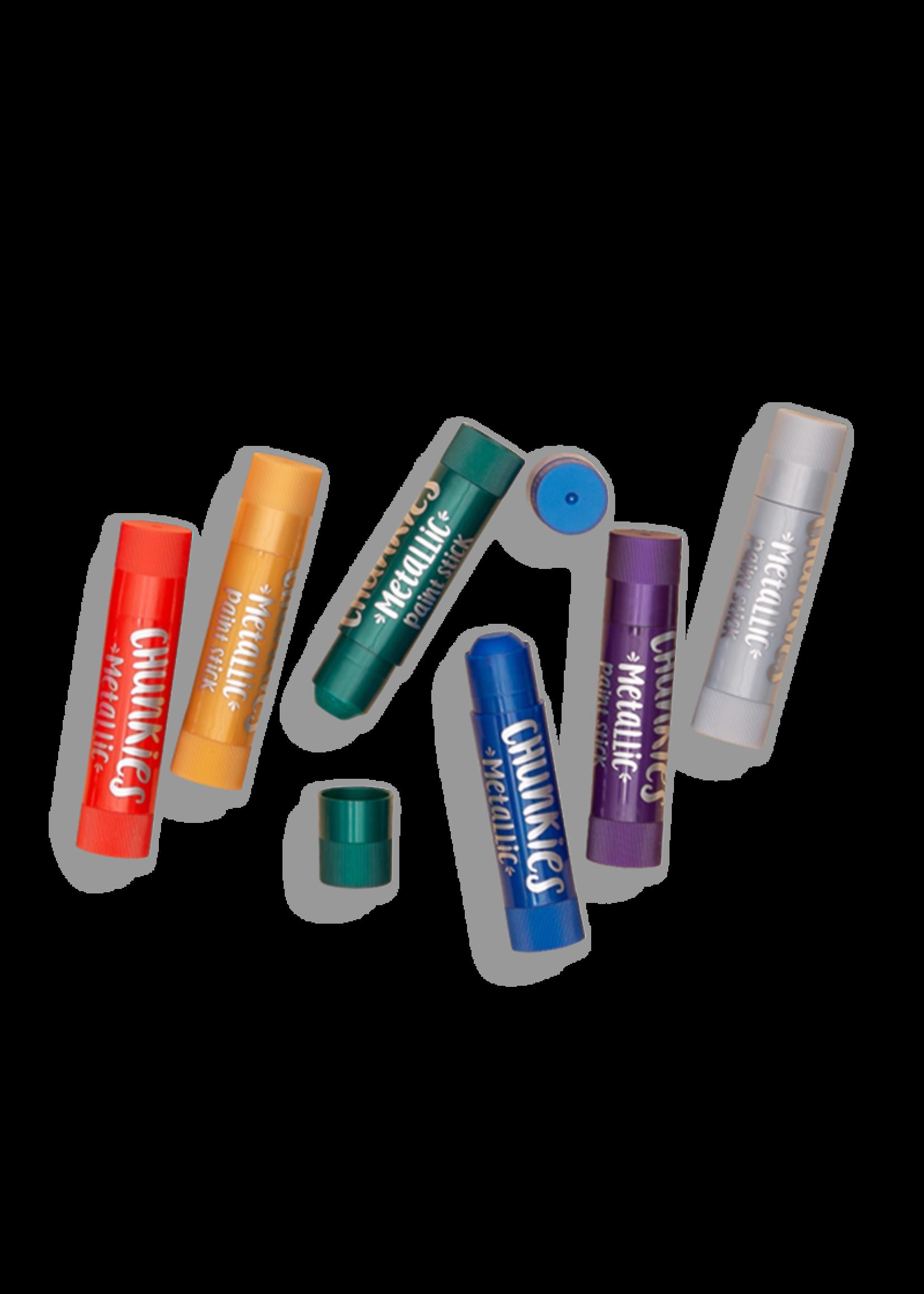Ooly Crayon Peinture Chunkies Metalic