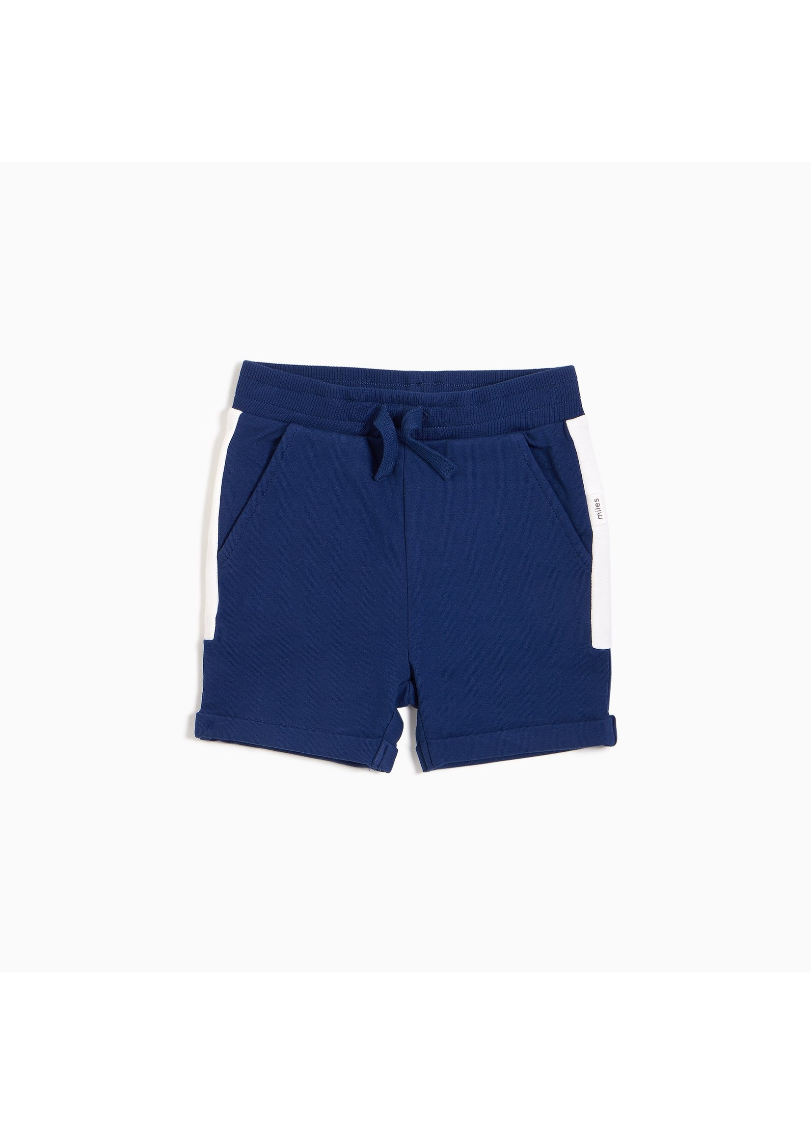 Miles Short Navy and White