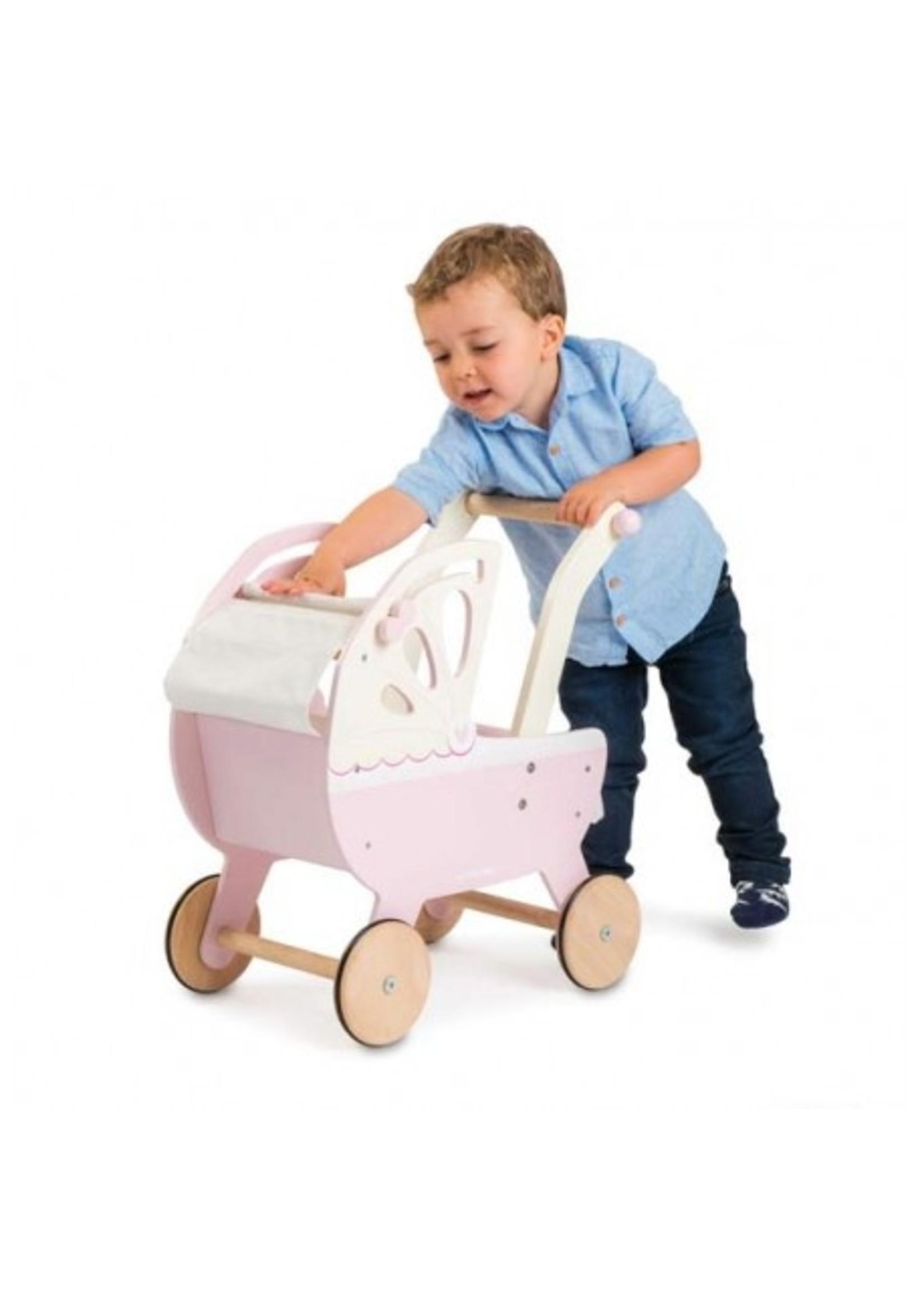 Le Toy Van Landau pour poupée Rêve sucré