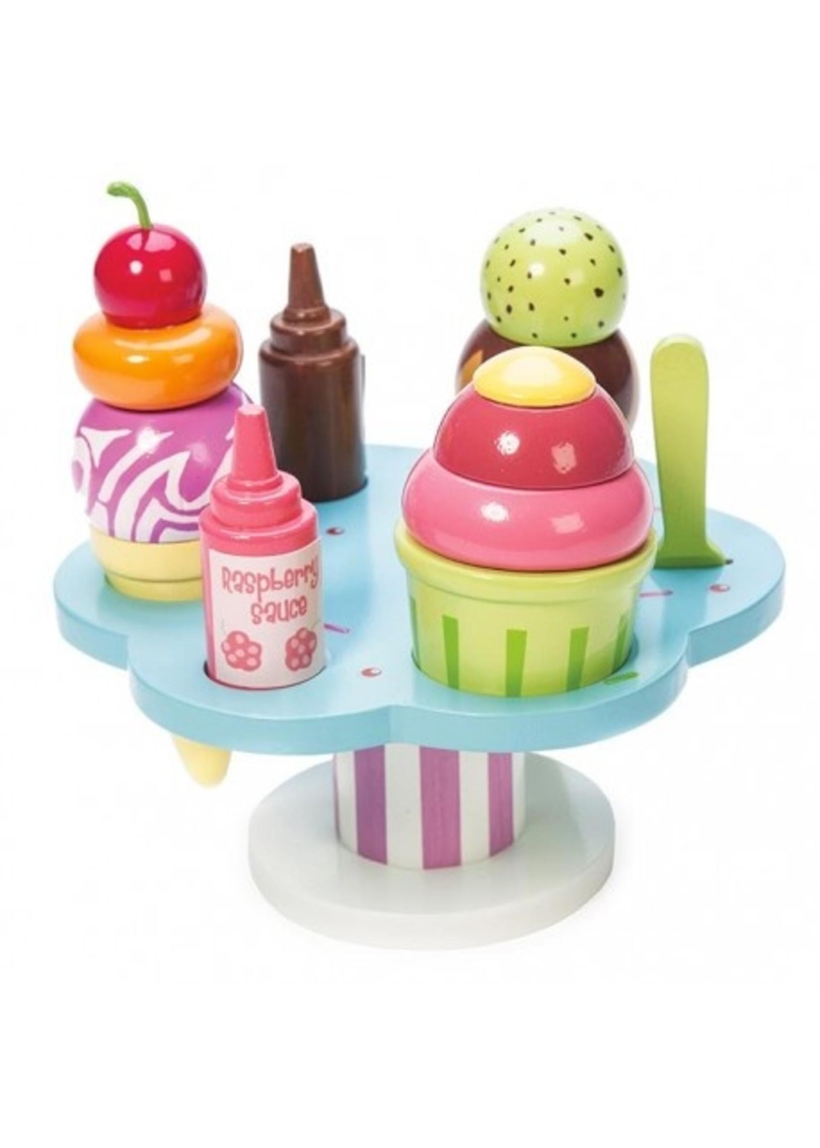 Le Toy Van Les glaces de Carlo