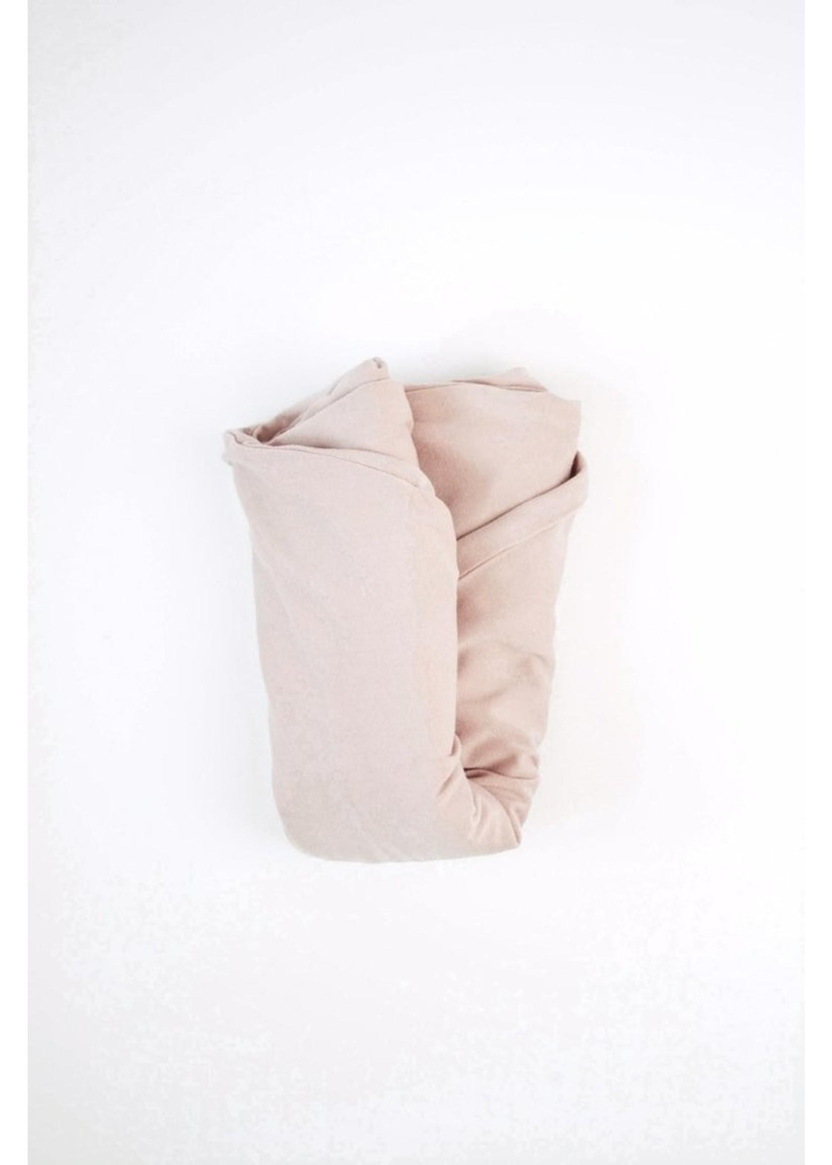 Sleeptight Housse pour coussin Blush