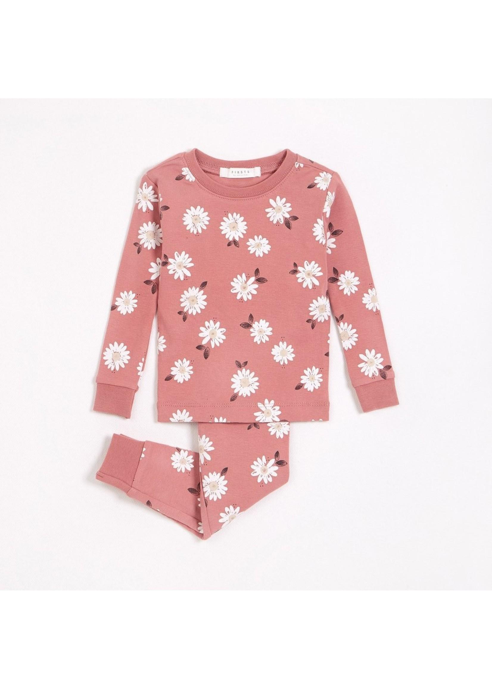Petit Lem Pyjama 2 pièces Marguerites