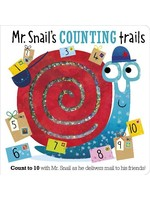 Make Believe Ideas Mr. Snail's counting trails