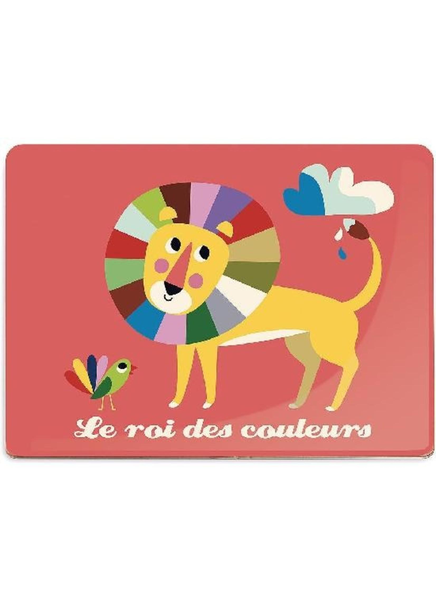 Vilac Le roi des couleurs -Peinture