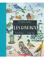 Scholastic Les oiseaux