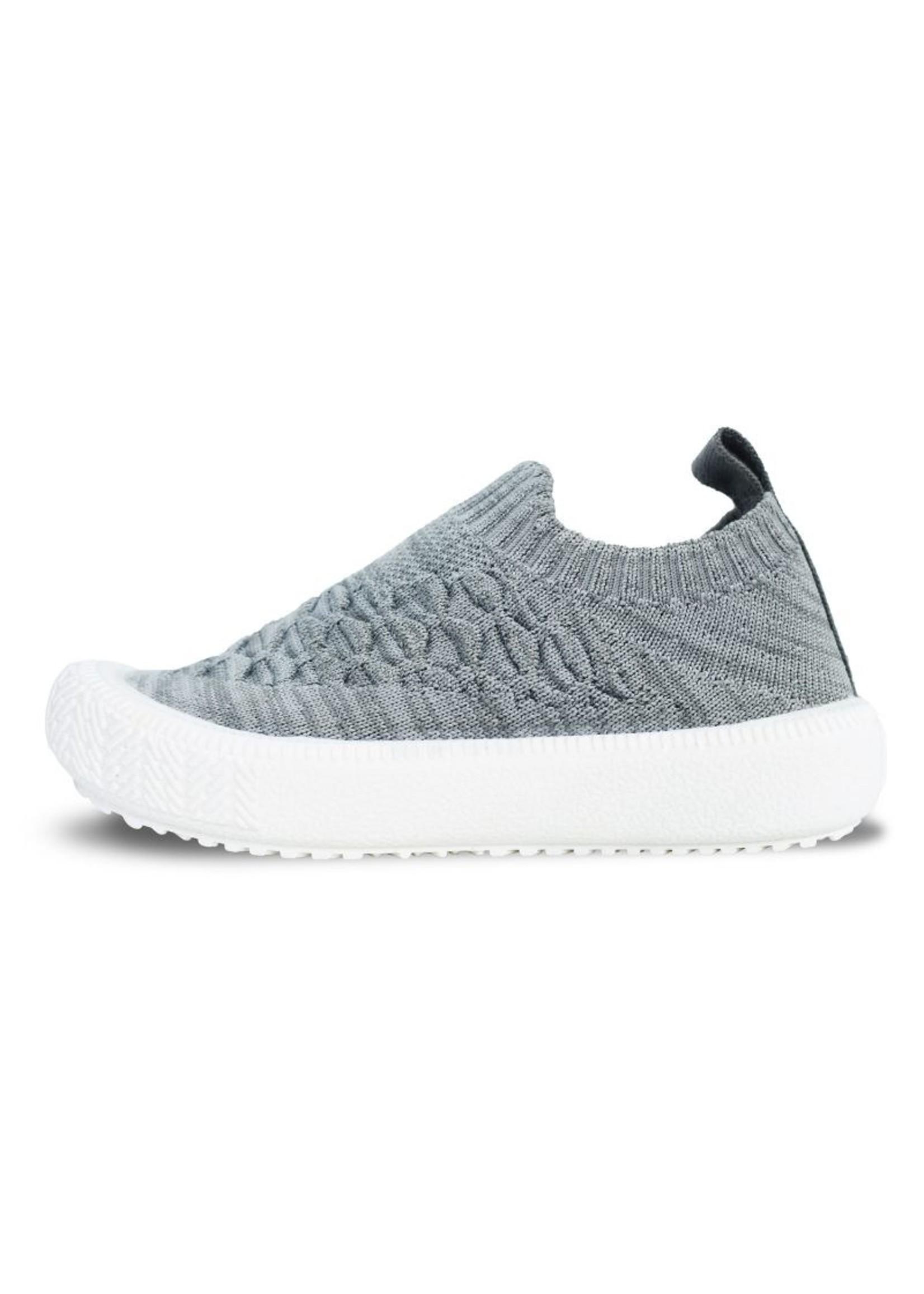 Jan & Jul Chaussure en tricot Xplorer -Grey