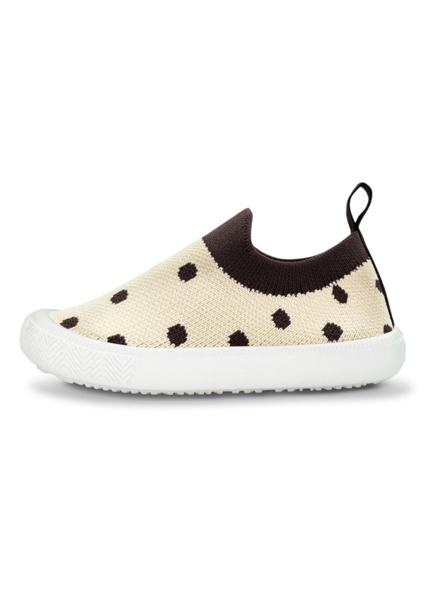 Jan & Jul Chaussure en tricot Xplorer -Dots