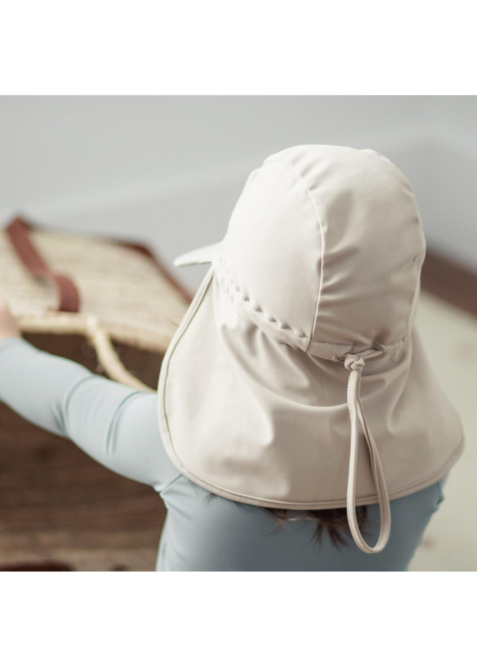 MASE & HATS Casquette de soleil évolutive Morocco Taupe