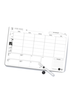 Les belles combines Weekly family planner
