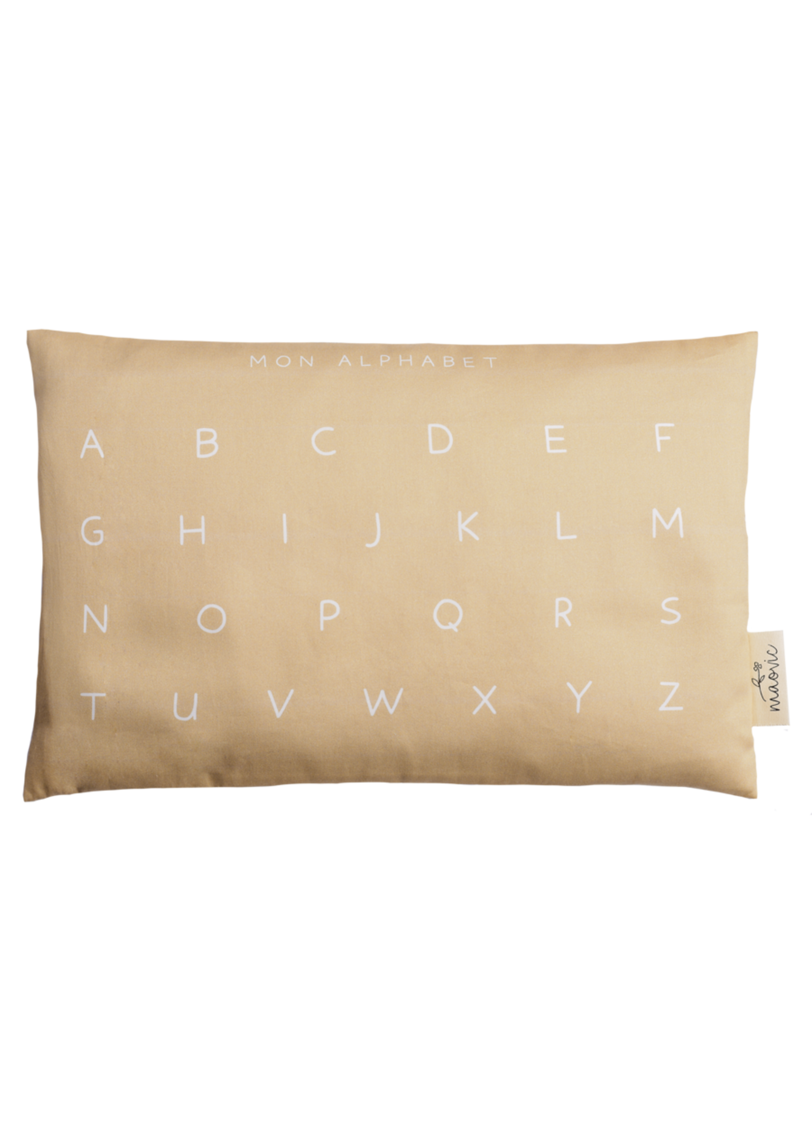 Maovic Oreiller Mon alphabet