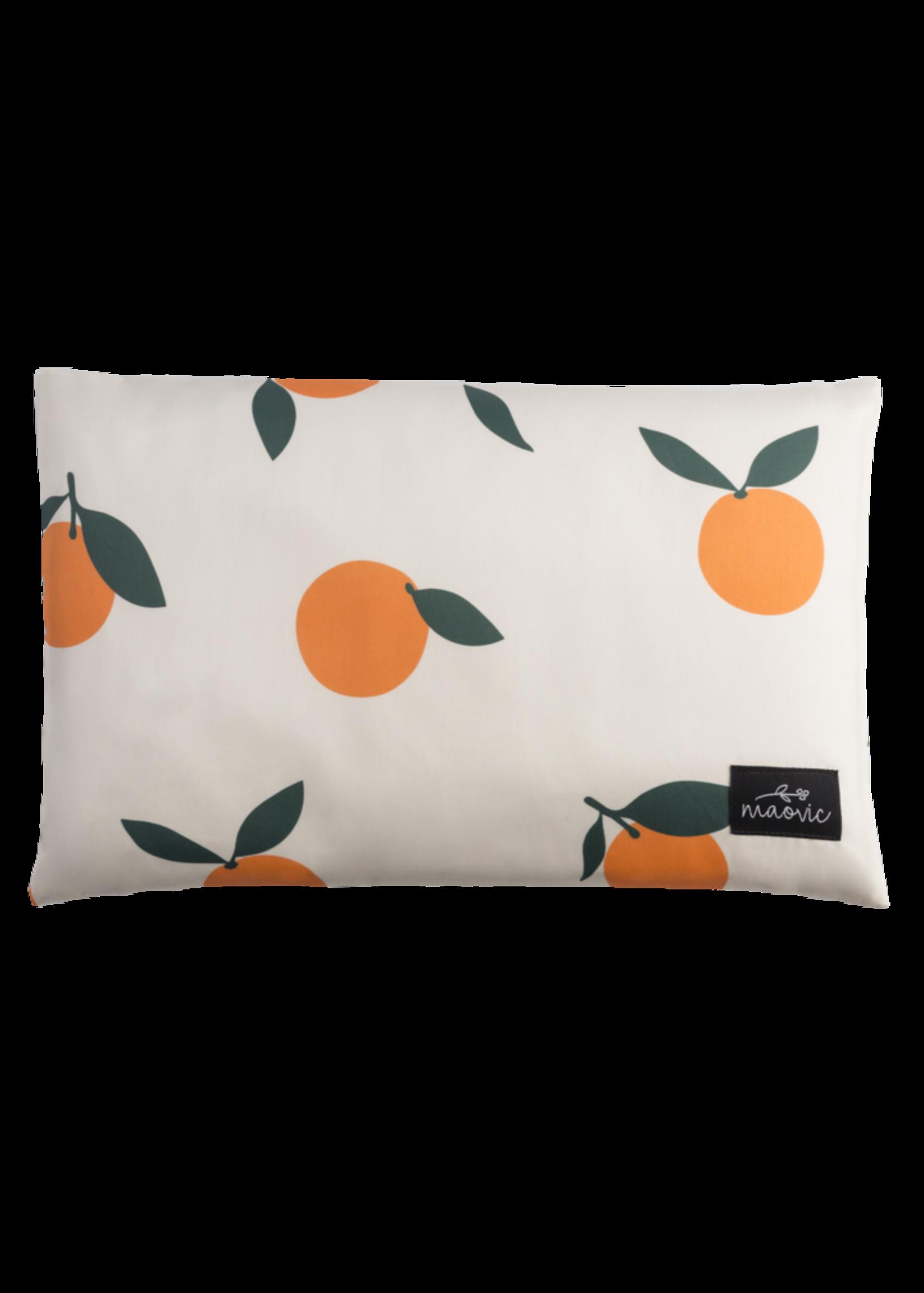 Maovic Oreiller Mandarine